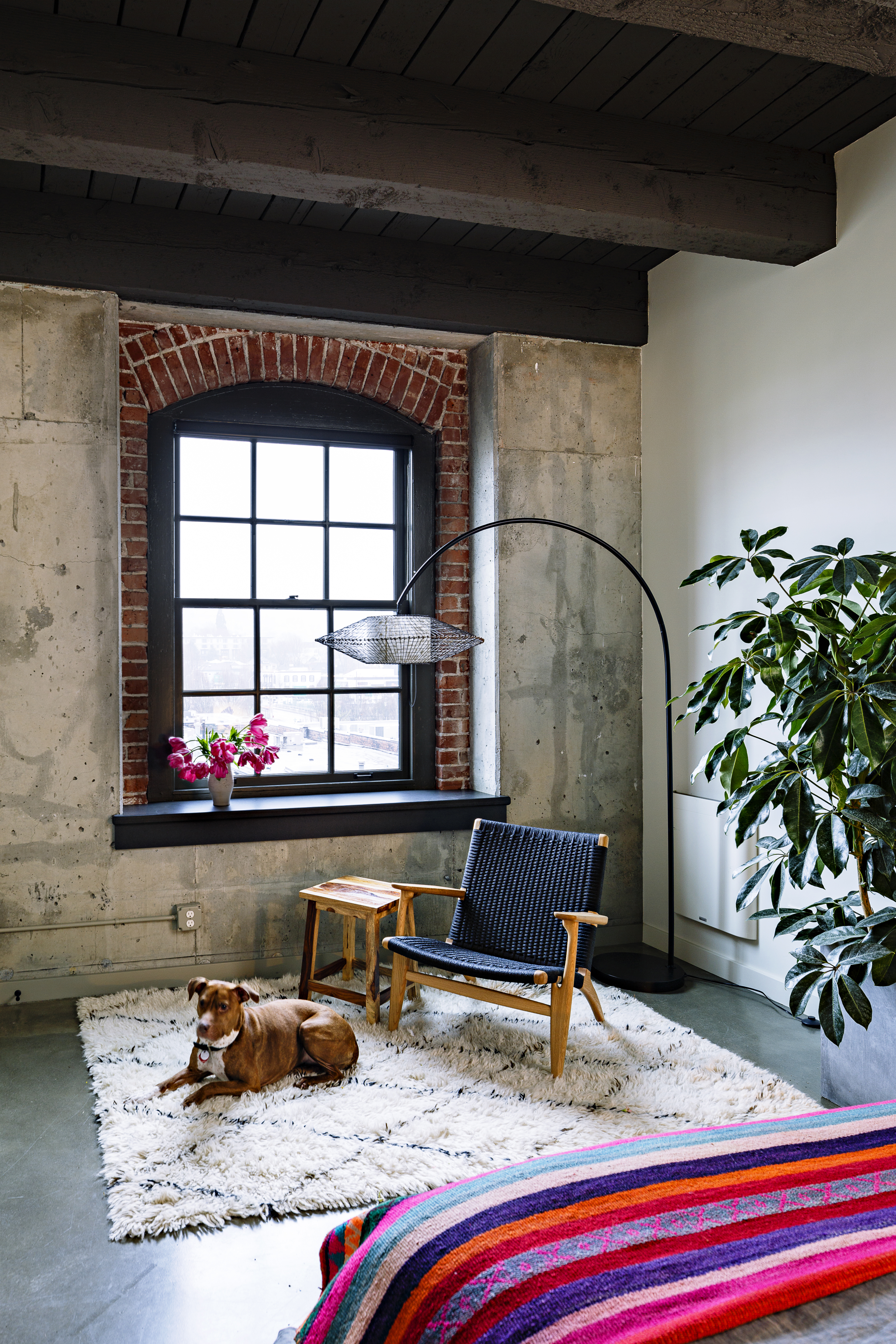10 Smart Ideas from a Small Loft - Sunset Magazine