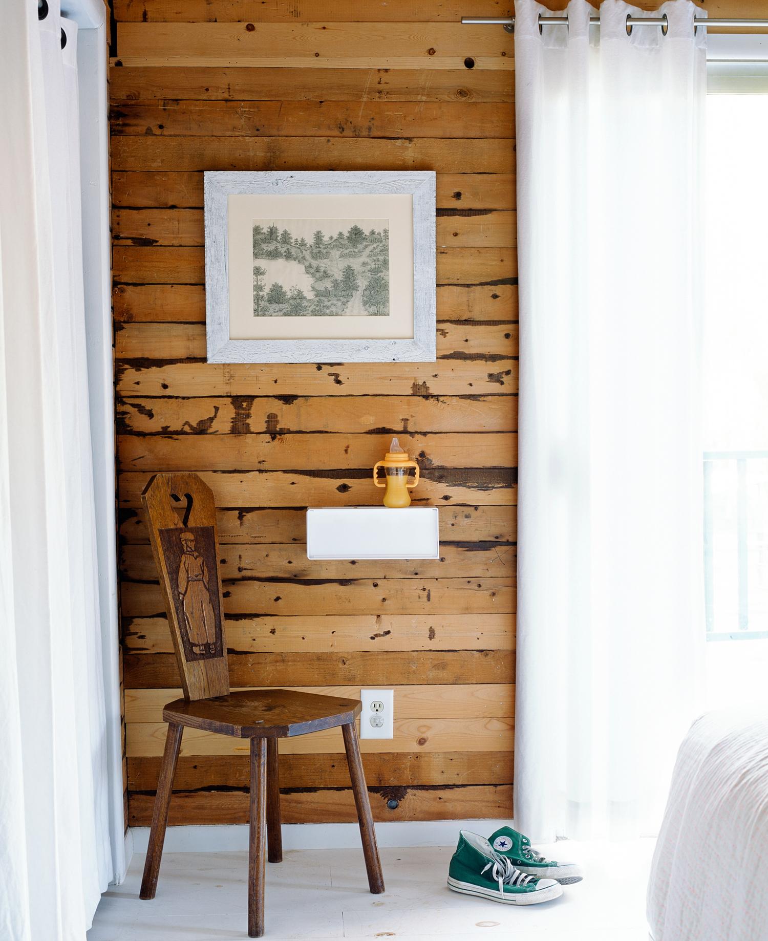 9 Gorgeous Reclaimed Wood Ideas - Sunset Magazine
