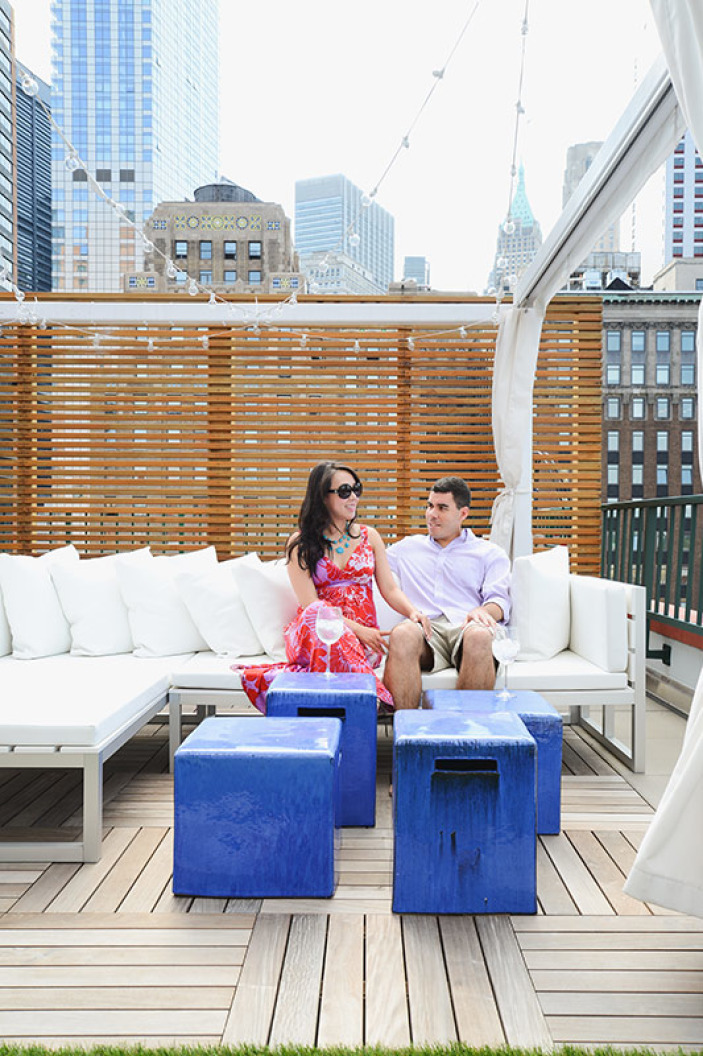 8 Ways to Style a Roof Deck