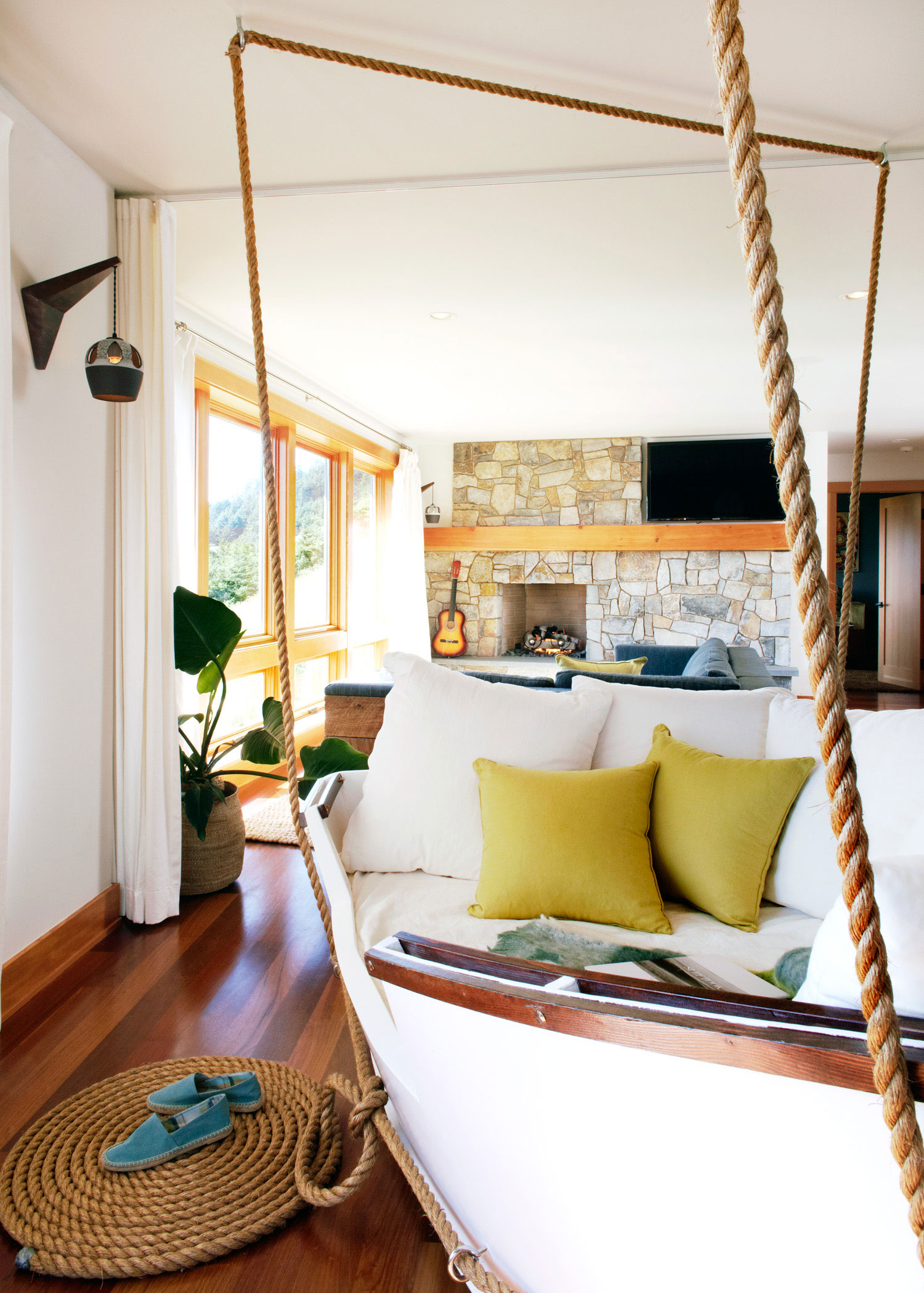 Beach-inspired decorating ideas