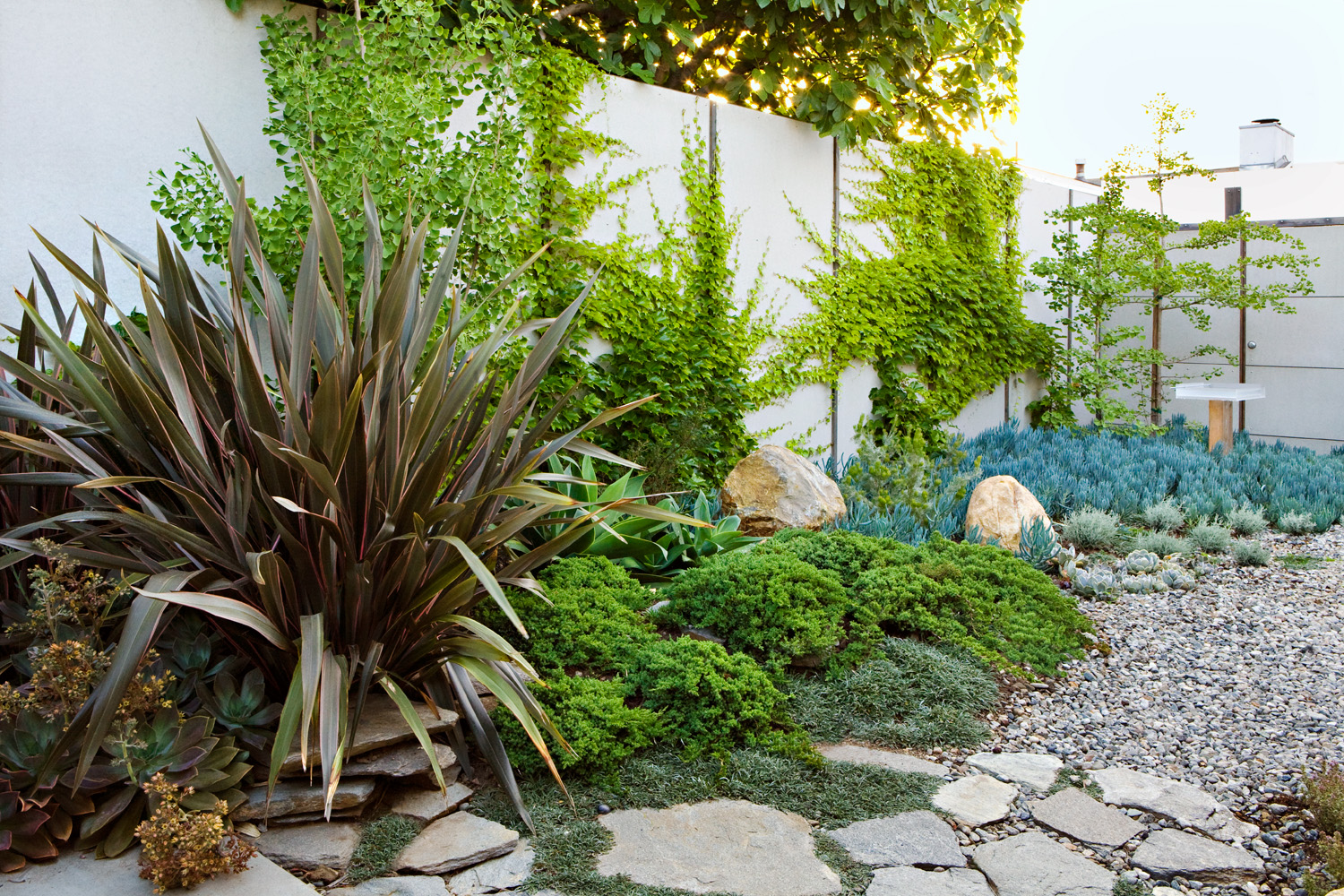 7 Ways to Design a Garden of Tranquility - Sunset Magazine