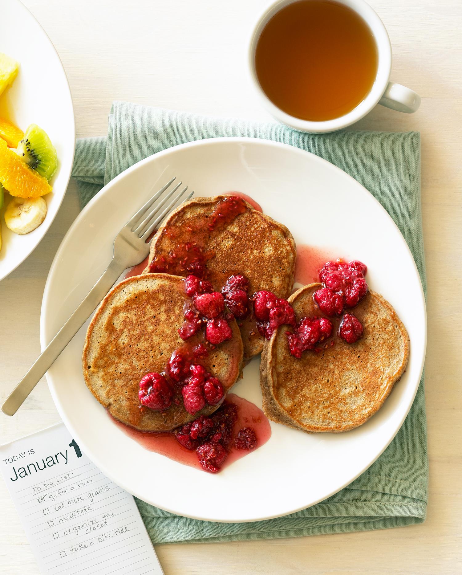 Great Pancake Recipes