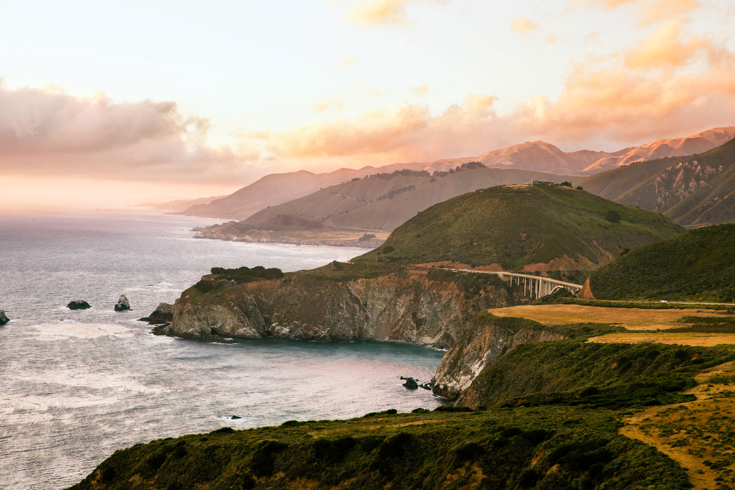 Ultimate California Highway 1 Road Trip