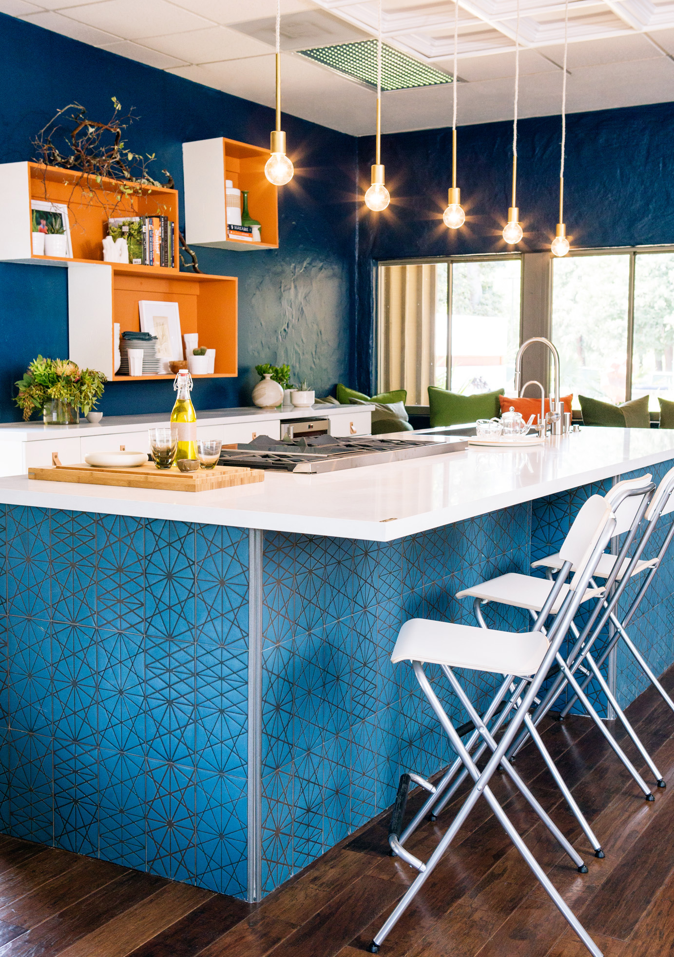 10 Hardest-Working Kitchen Islands - Sunset Magazine