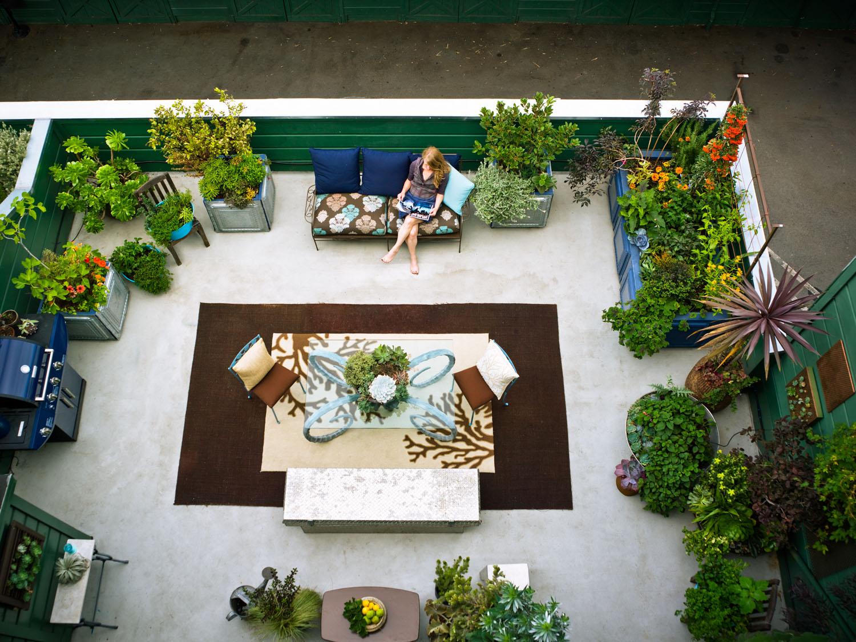 5 Tricks For A Small Urban Garden