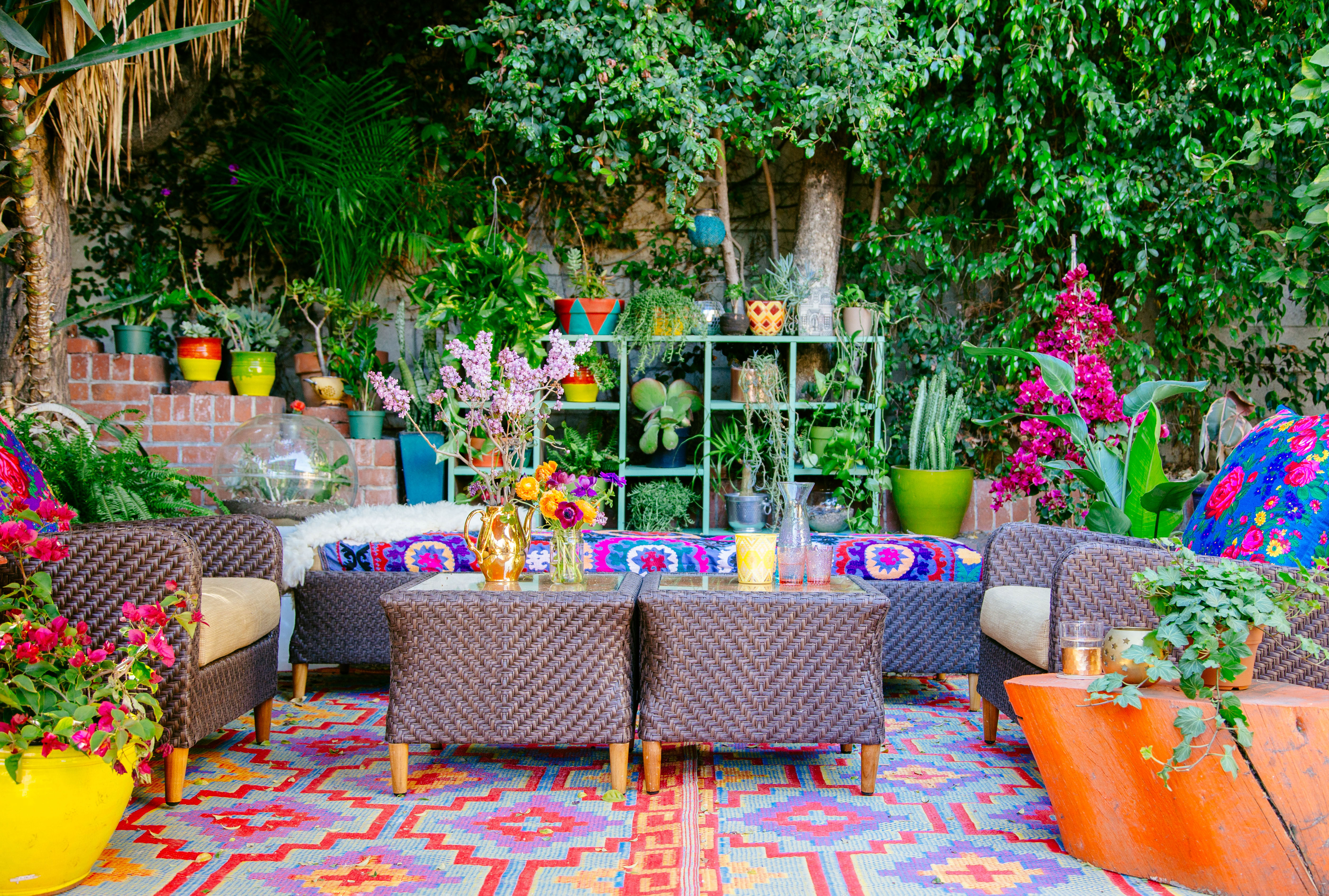 room makeover diy before making carpet friendly gallery outdoor our this reveal rugs after budget rug of decks the living deck for lemonade best resort check and inspired out