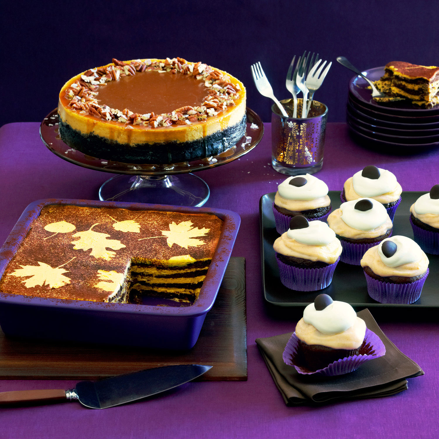 3 Mind-Blowing Pumpkin-Chocolate Desserts