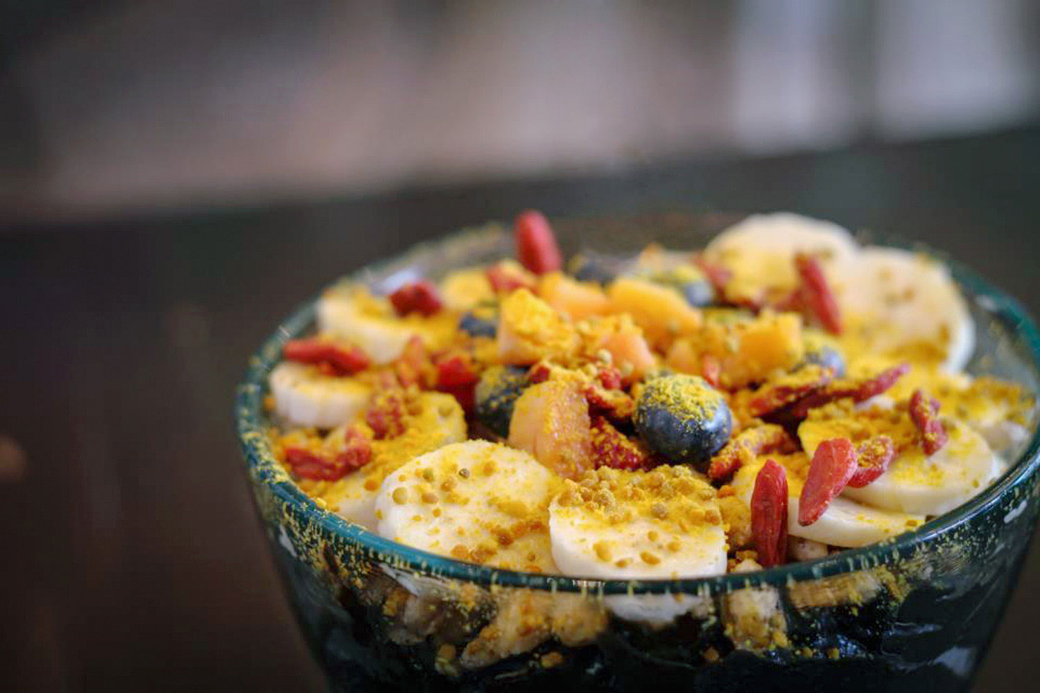 Green Buzz Açaí Bowl