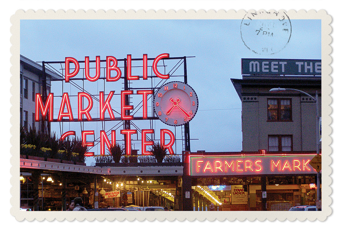 Taste the West: Seattle