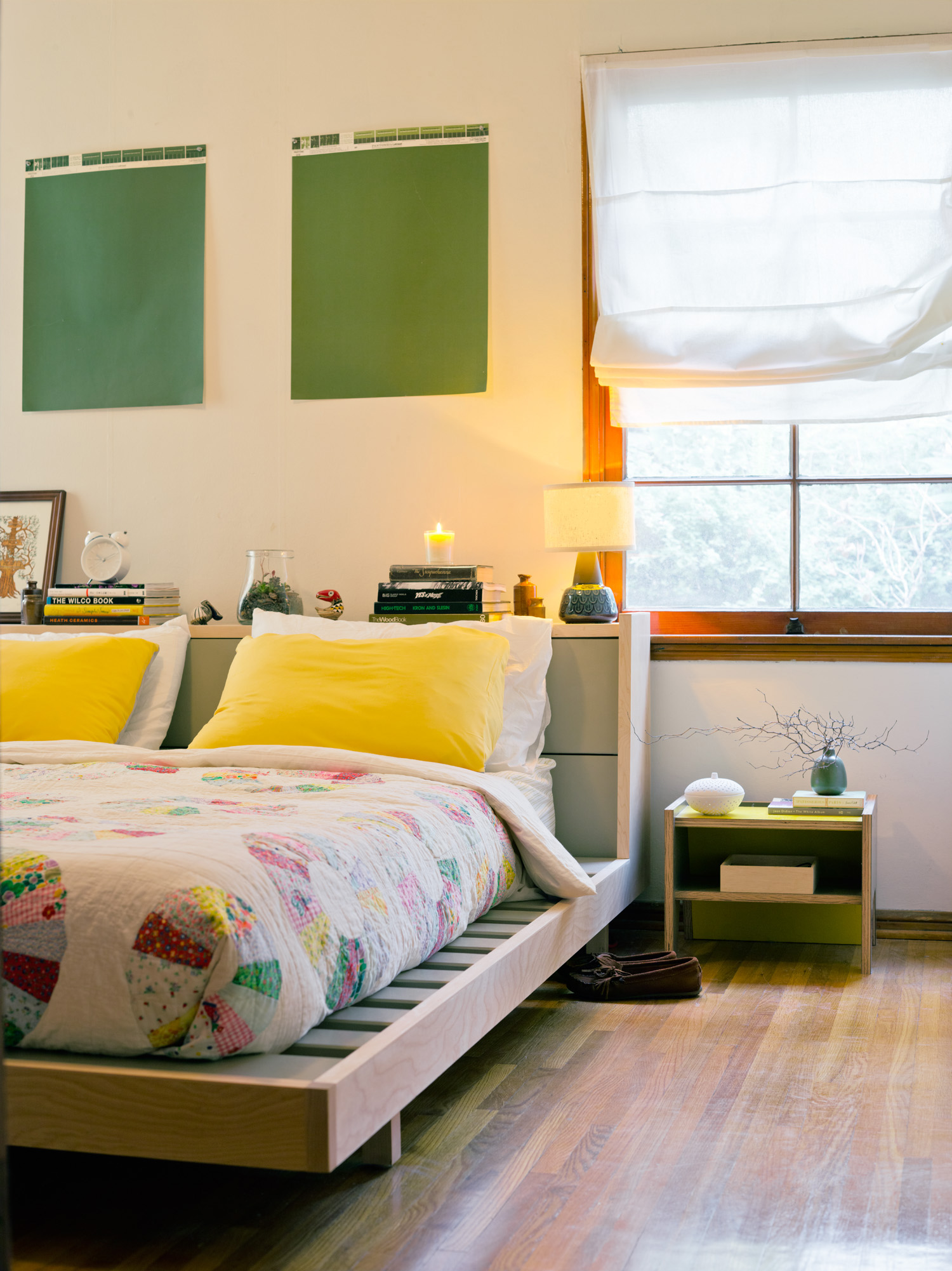 Make the most of a small bedroom with these savvy design solutions ...