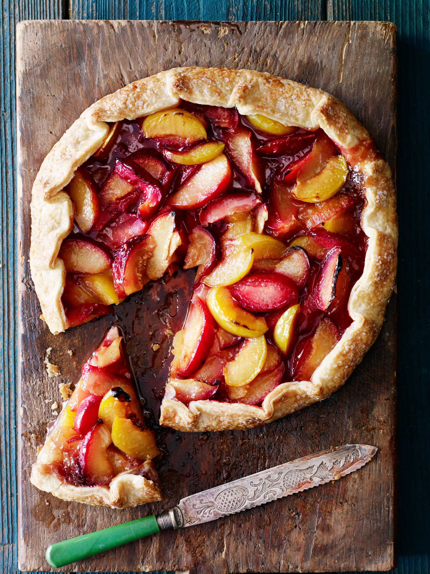 47 Ways with Summer Stone Fruits