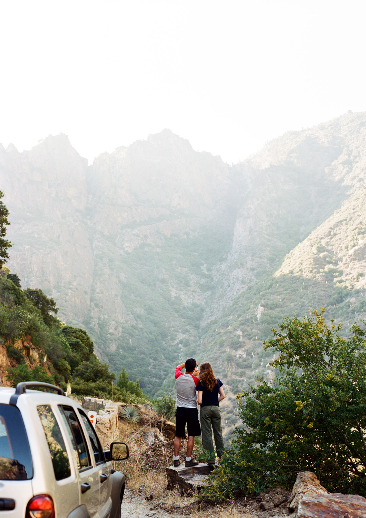Last-Minute Camping in Southern California
