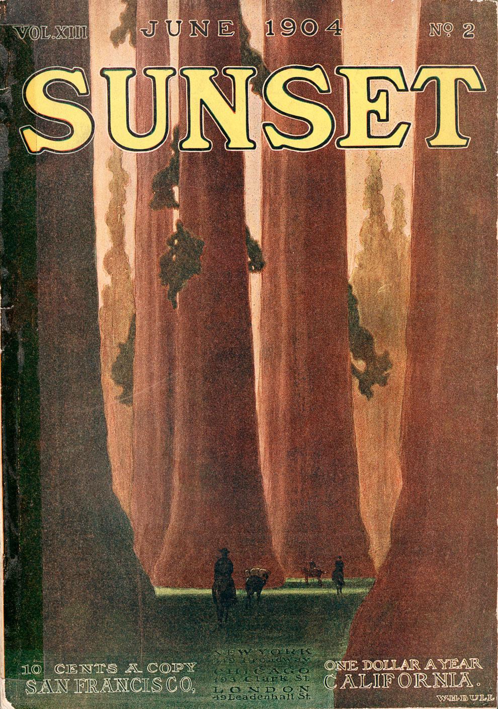 <i>Sunset</i> Celebrates the Great Outdoors