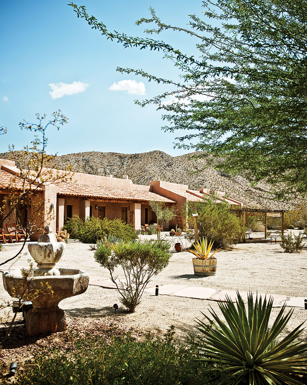 Anza-Borrego Desert: Borrego Valley Inn