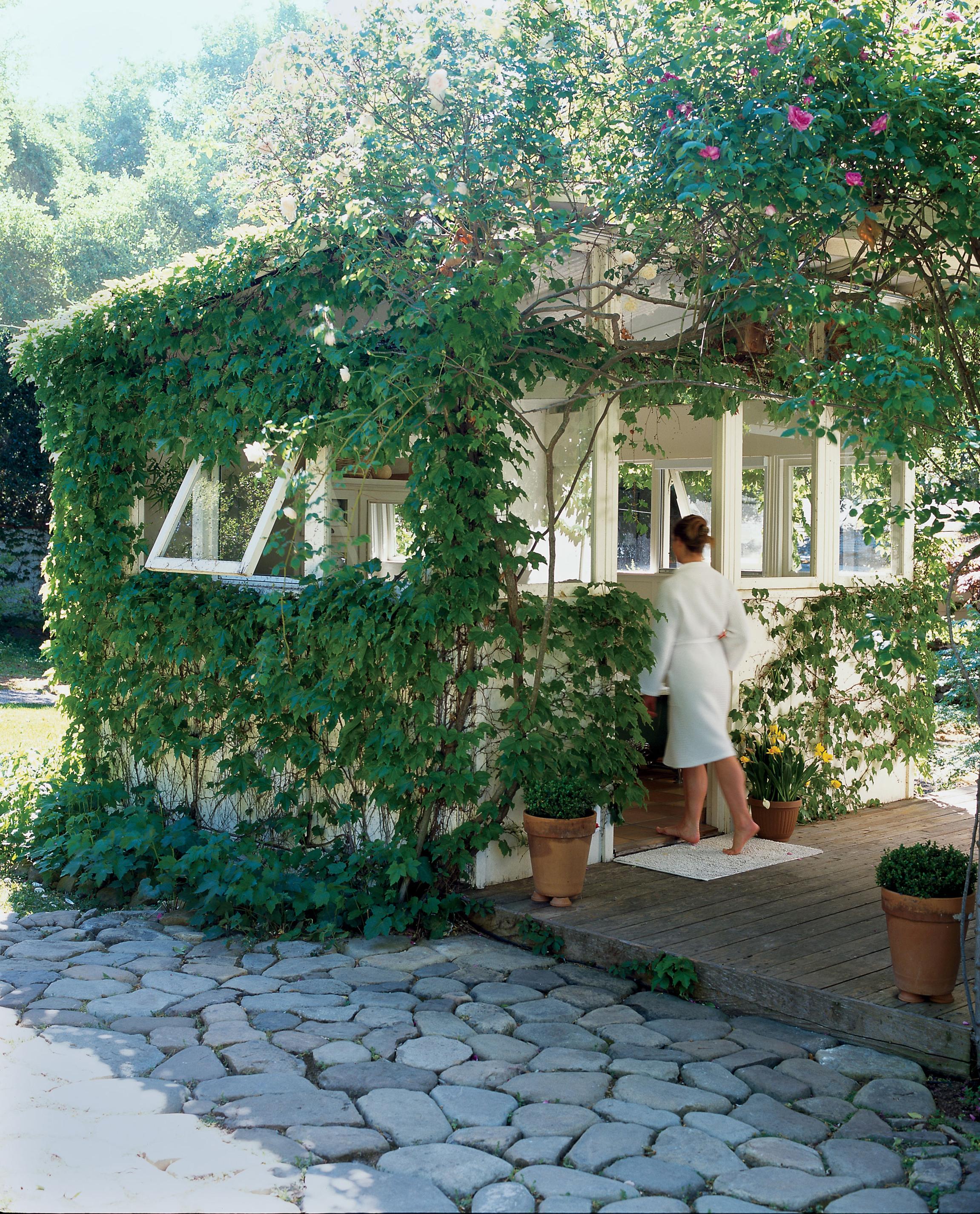 Create Your Own Backyard Spa