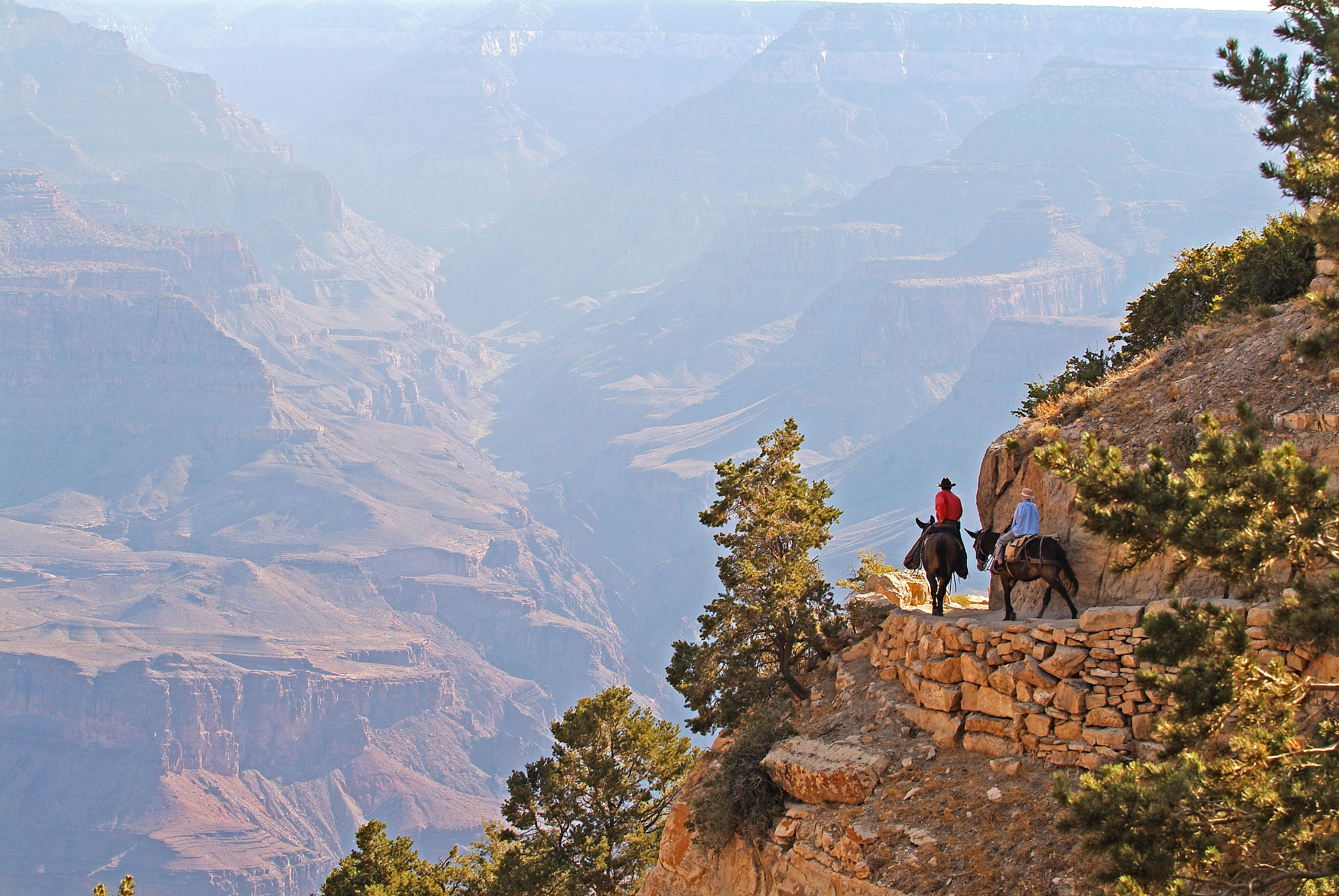Grand Canyon trip itineraries