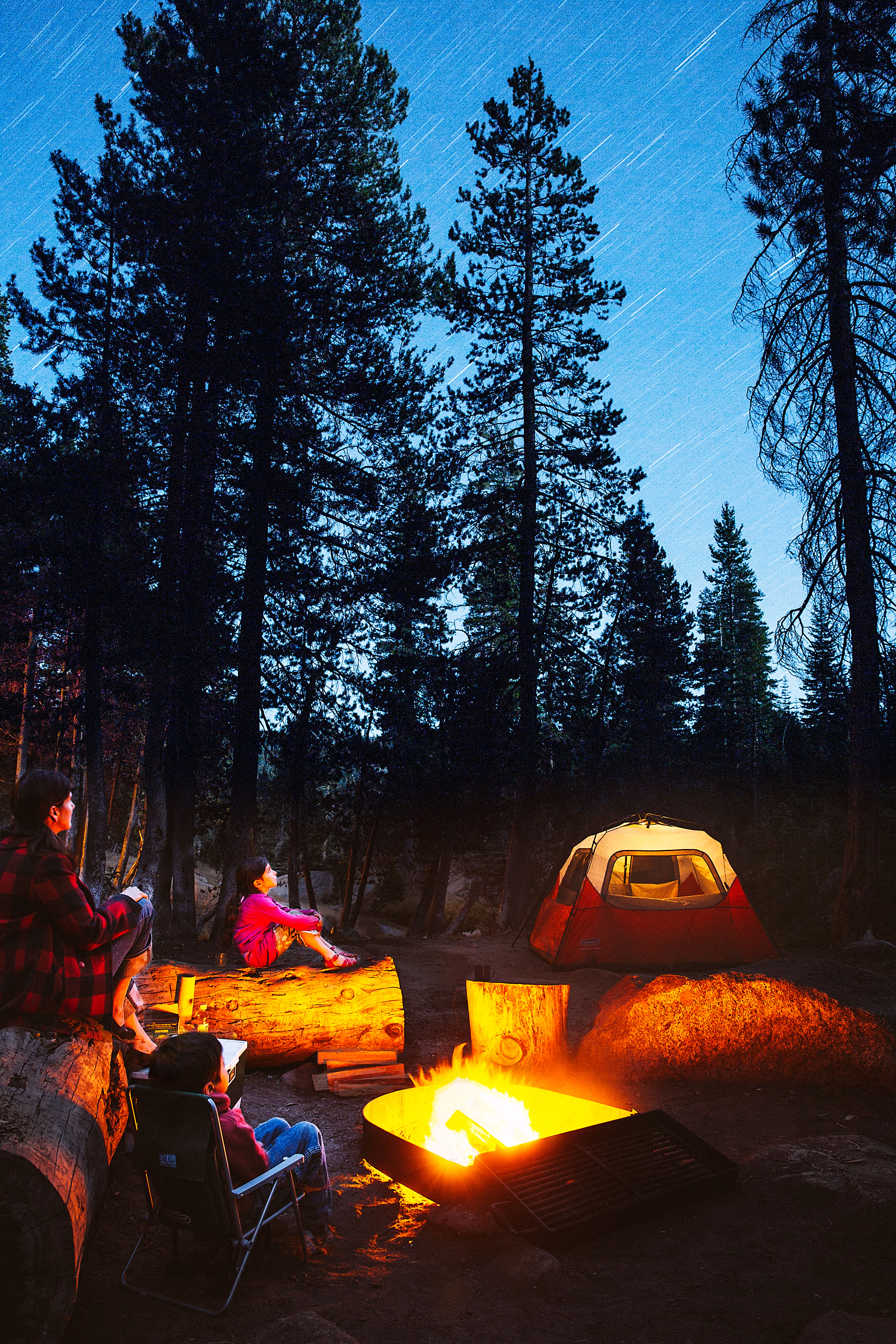 Top 15 Family Campgrounds