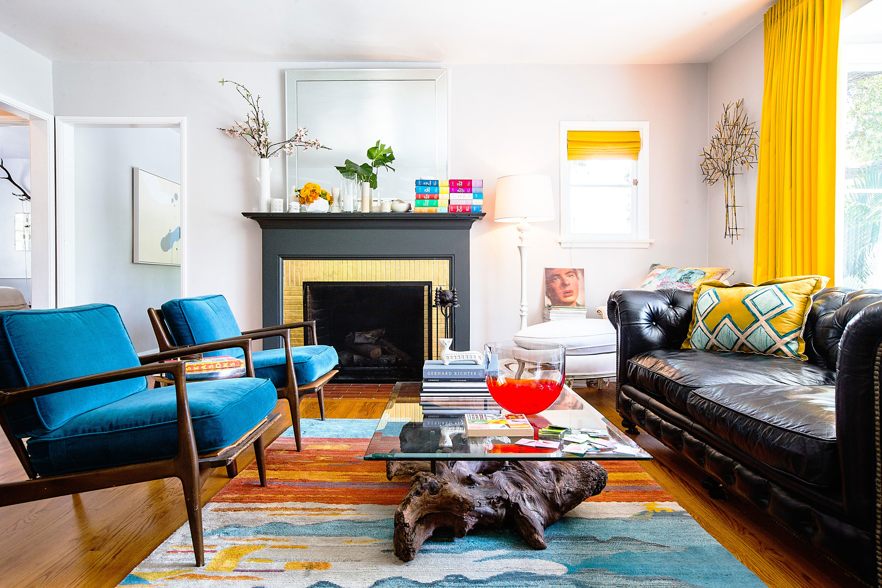 15 Ways To Add Bold Color To Your Home Sunset Magazine