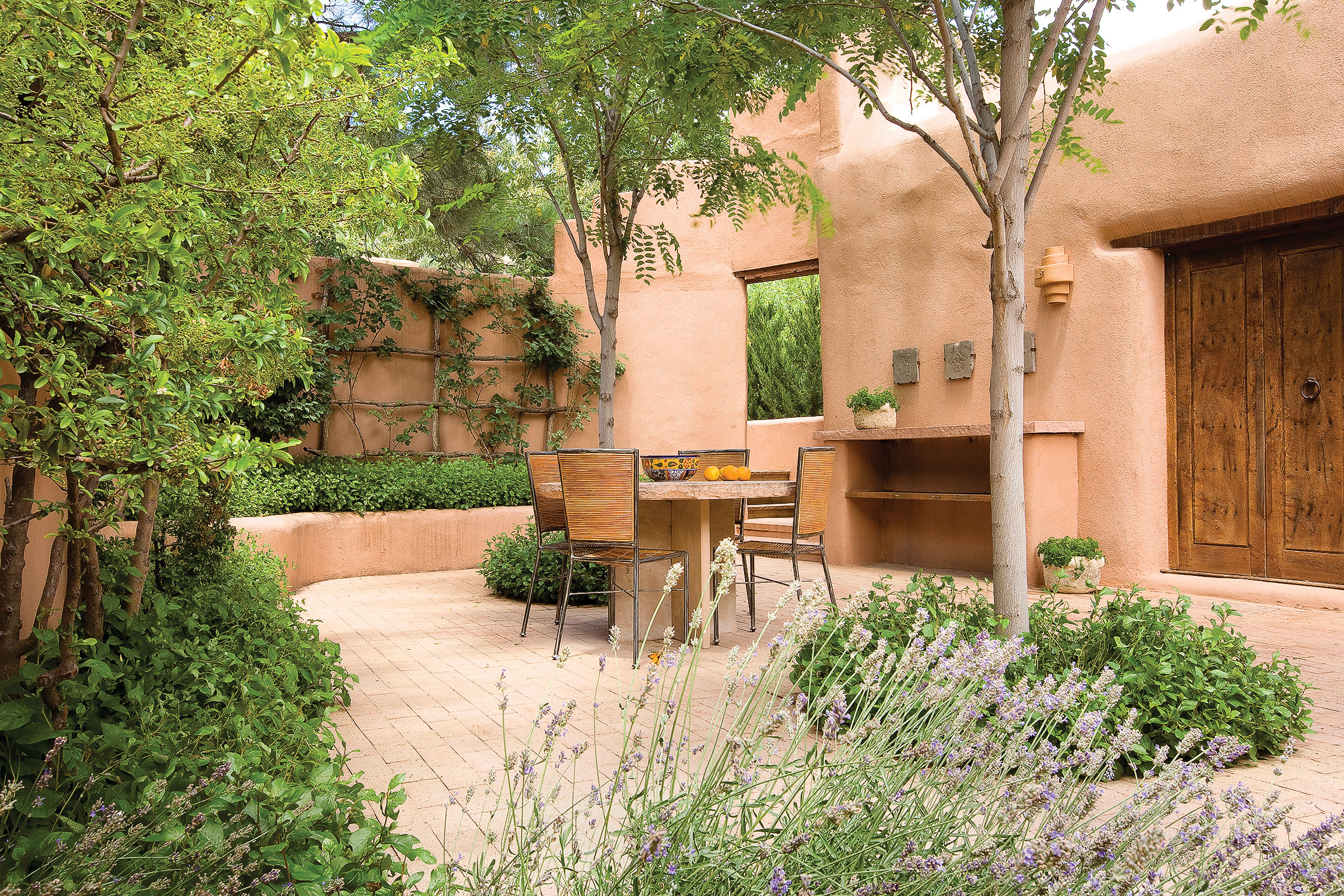 Patio Ideas and Designs - Sunset - Sunset Magazine on Courtyard Patio Ideas id=49923