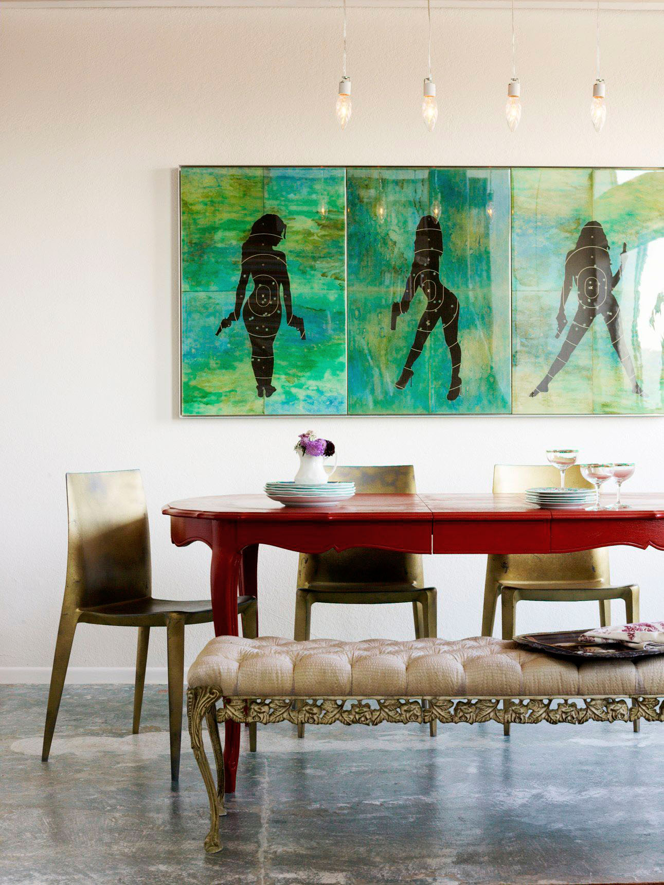 20 Ways to Decorate with Red - Sunset Magazine