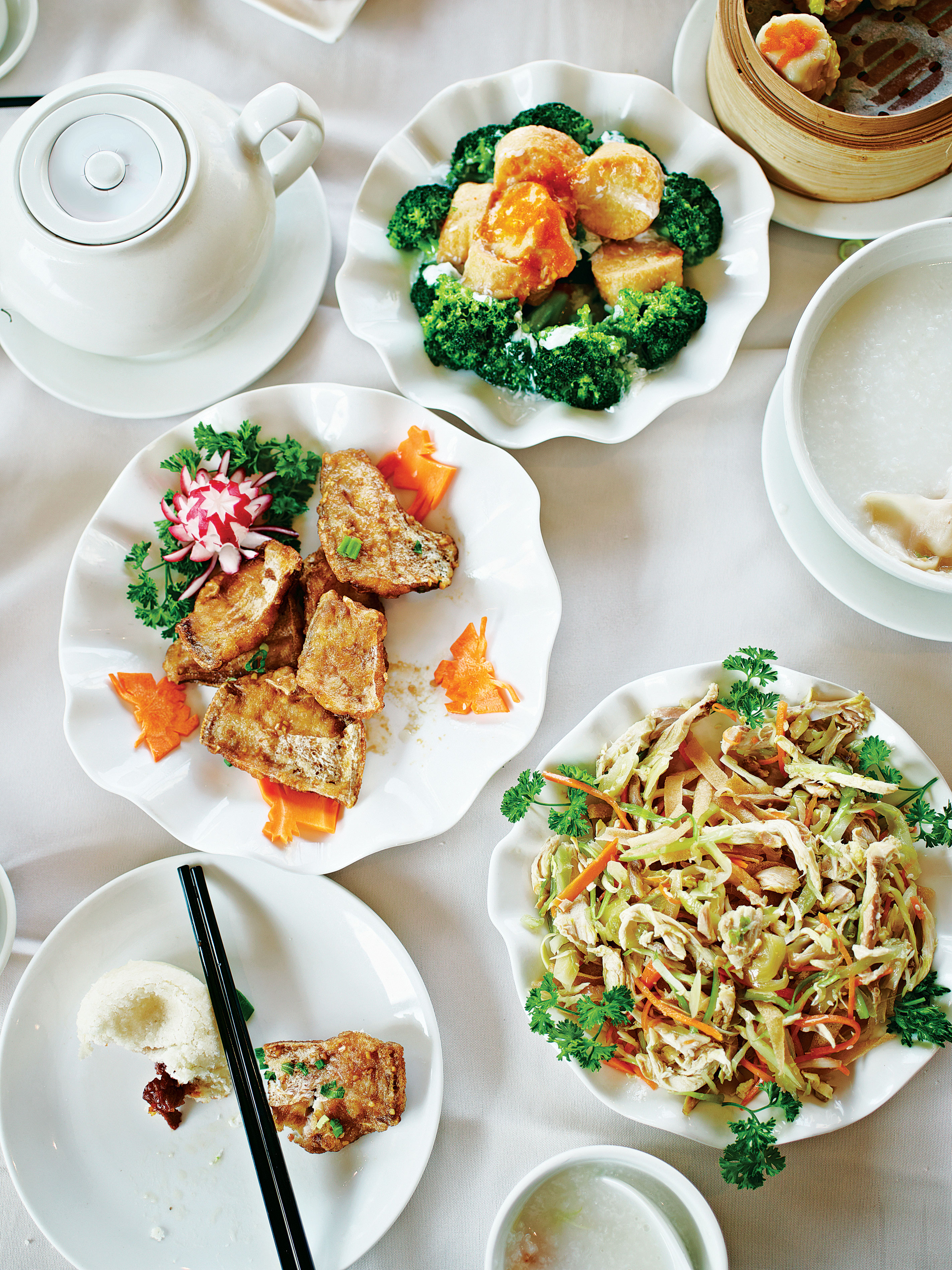 Chinese Feast in B.C.