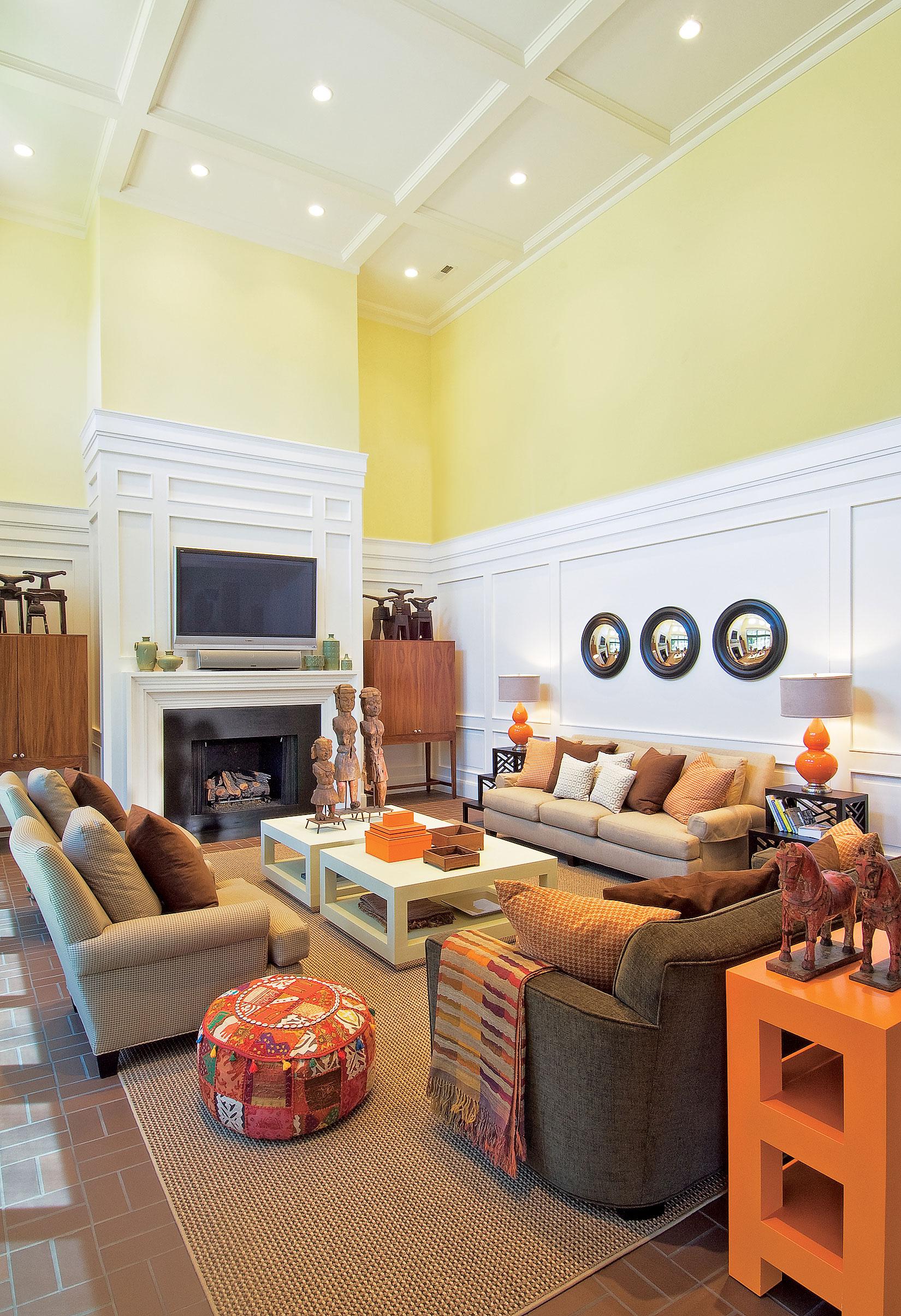 15 Family Room Ideas - Sunset Magazine