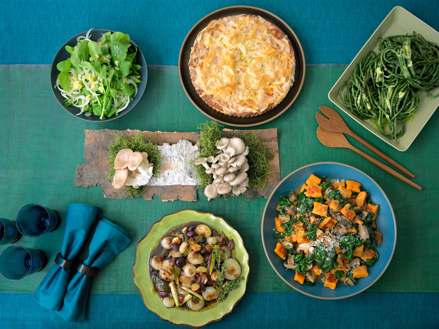 9 Perfect Vegetarian Main Dishes for Thanksgiving