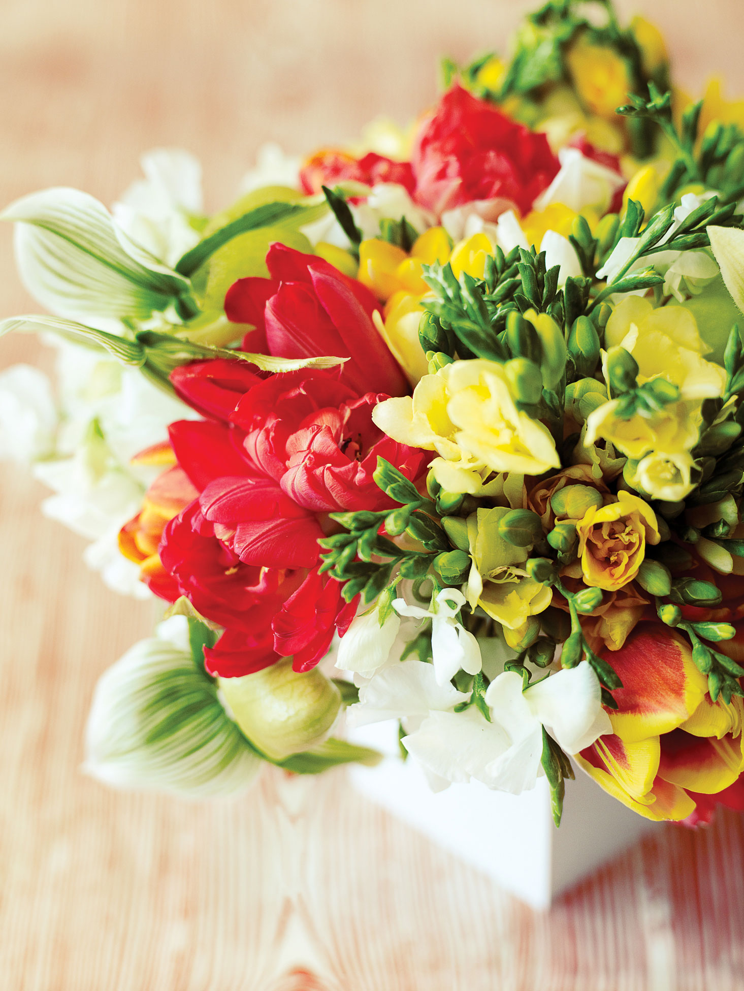 How to Create Perfect Floral Arrangements