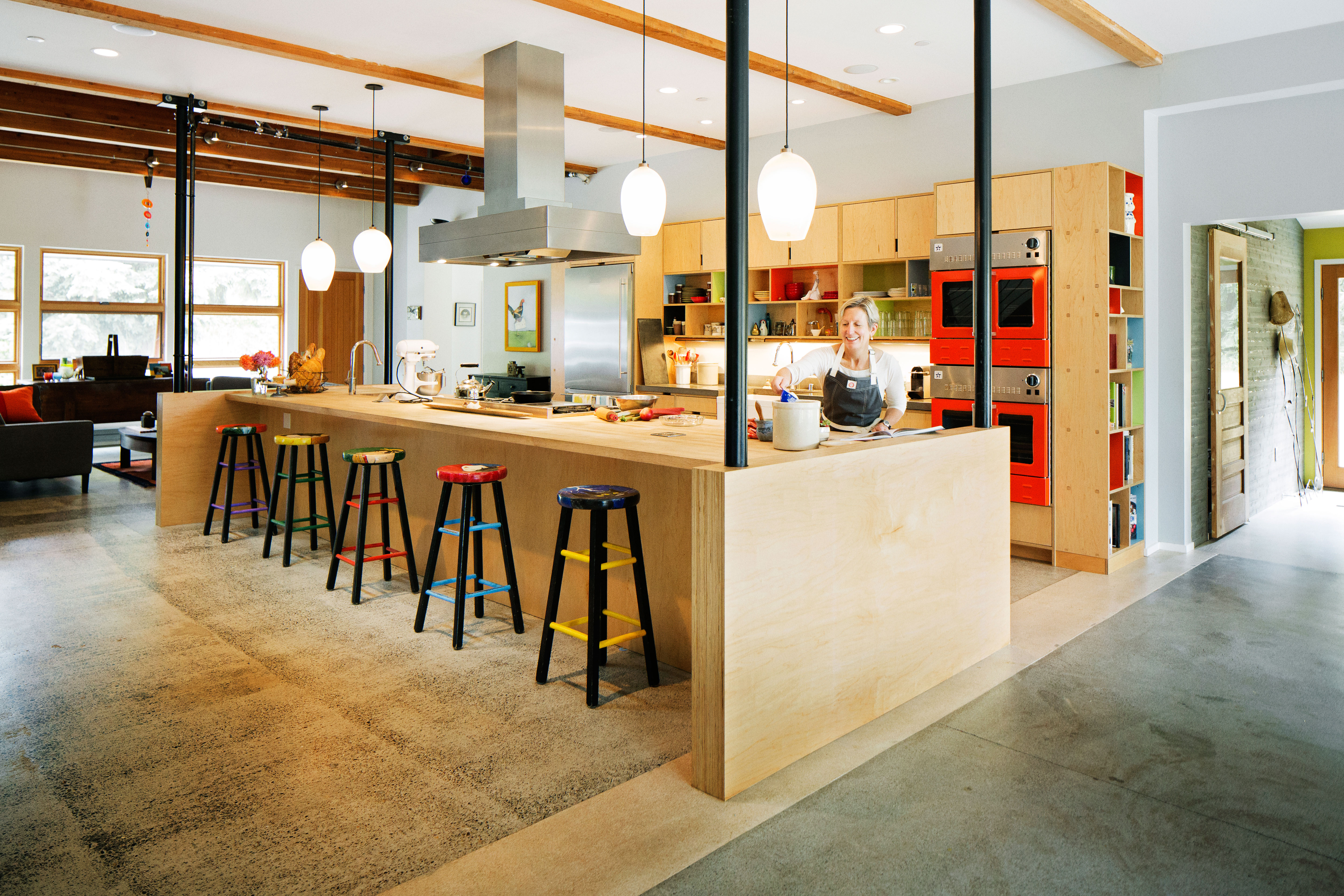 9 Ideas to Steal from a Chef\'s Kitchen - Sunset Magazine