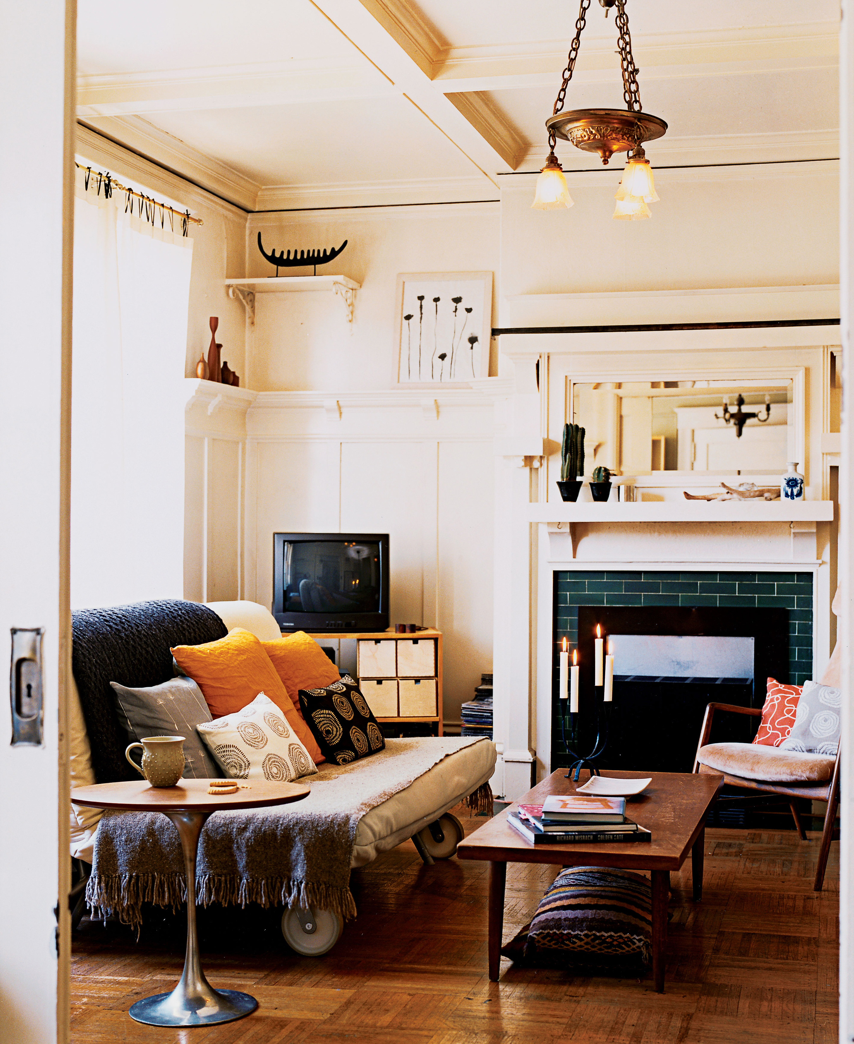 12 Ways to Maximize a Small Living Room Sunset Magazine