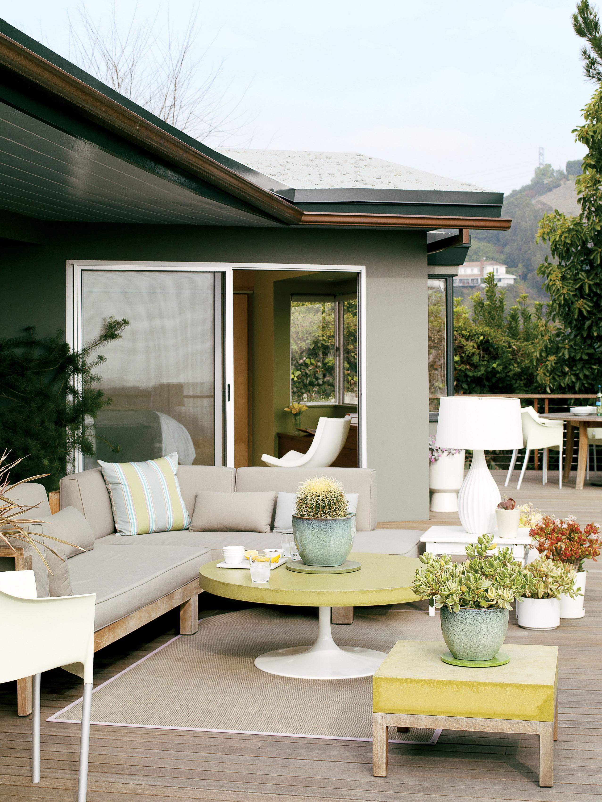 40 Great Ideas for Decks - Sunset Magazine