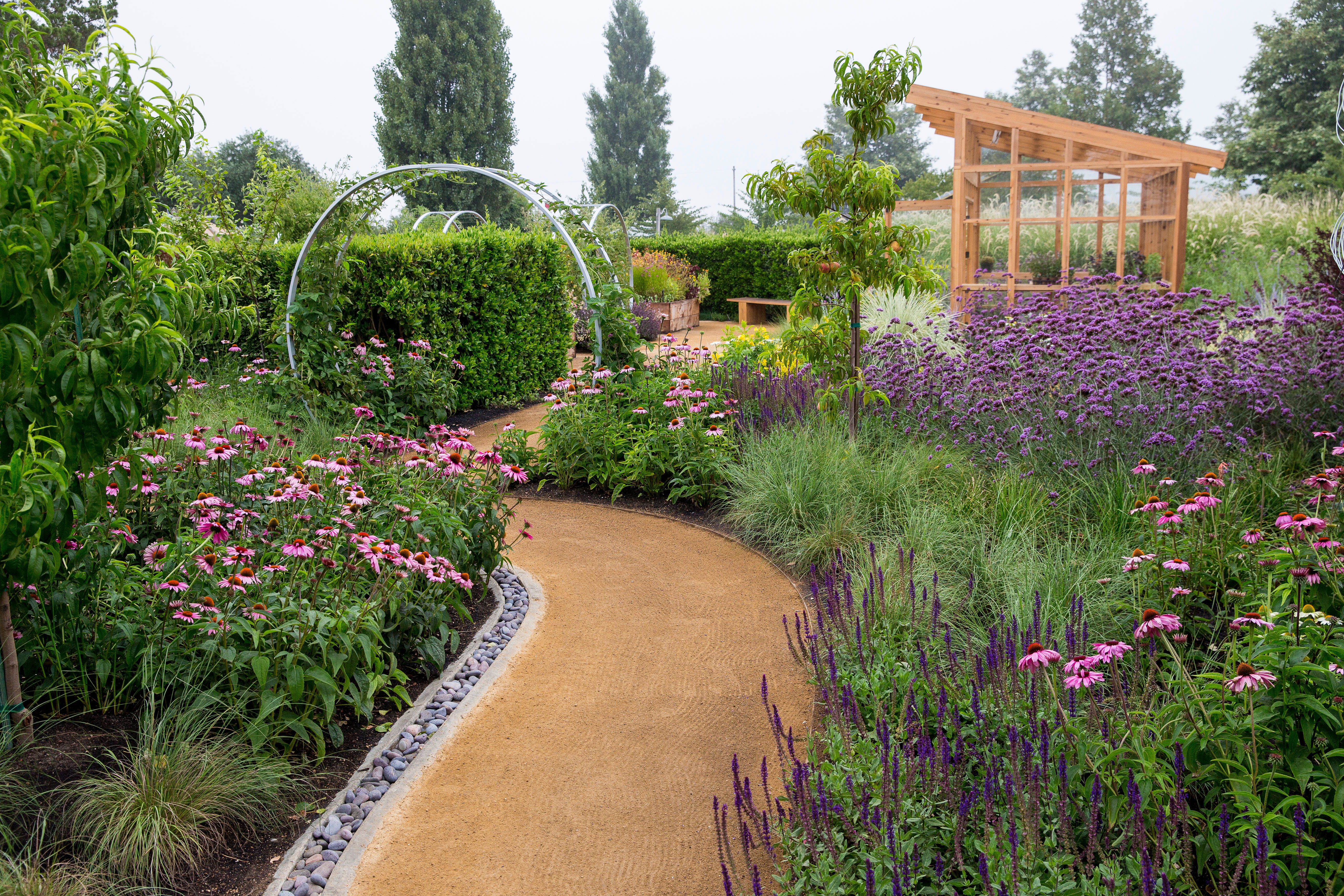 Sunset magazine for Garden design quiz