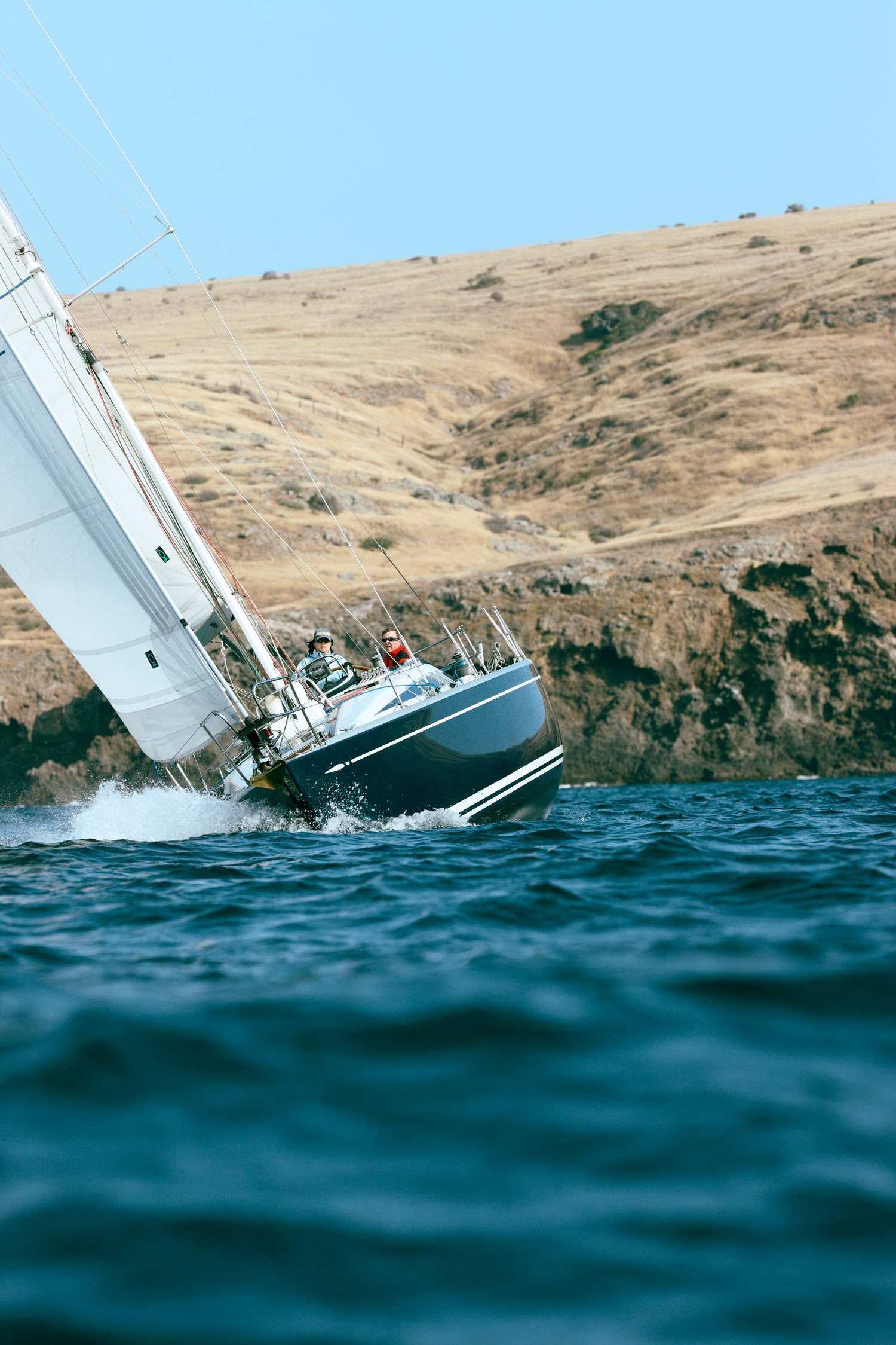 Channel Islands Sailing Weather: Get Started With Sailing