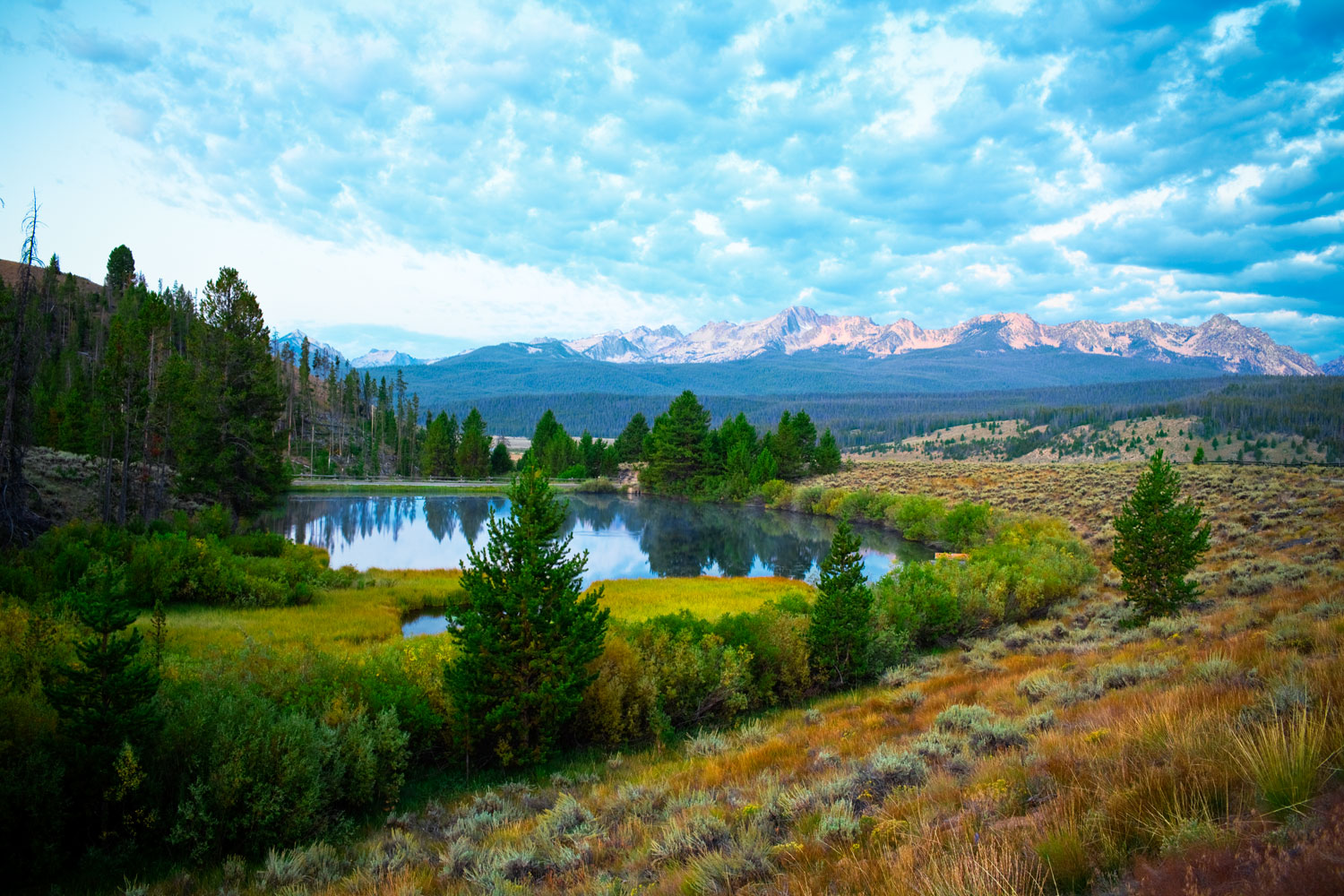 Sawtooth Mountains: The Hidden Rockies