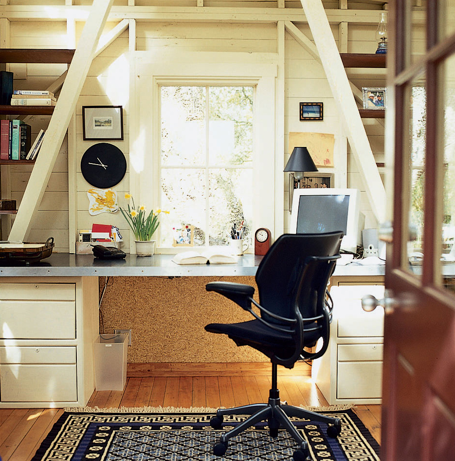 Office in a water tower