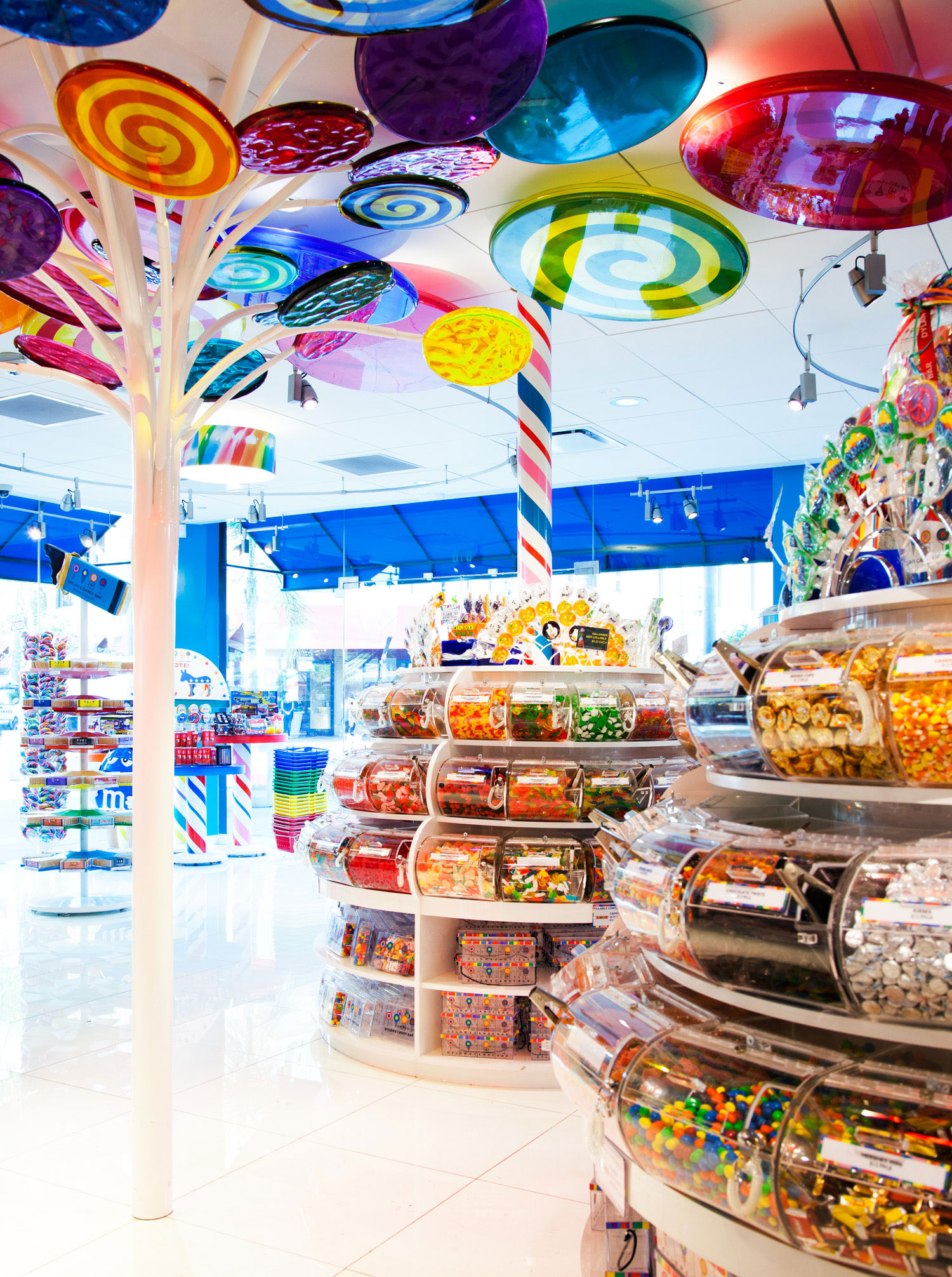 Enter Candyland