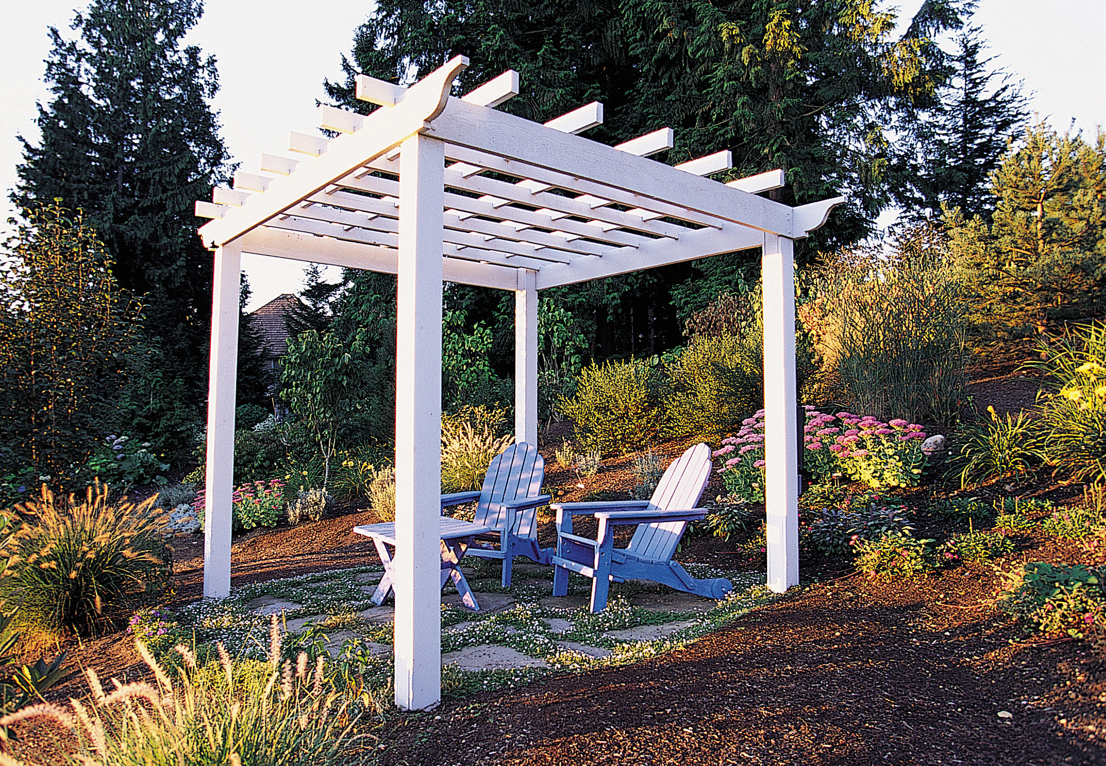 How to make a great garden trellis or arbor