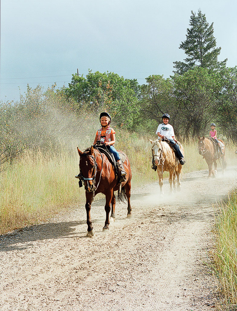 Steamboat Springs horseback rides
