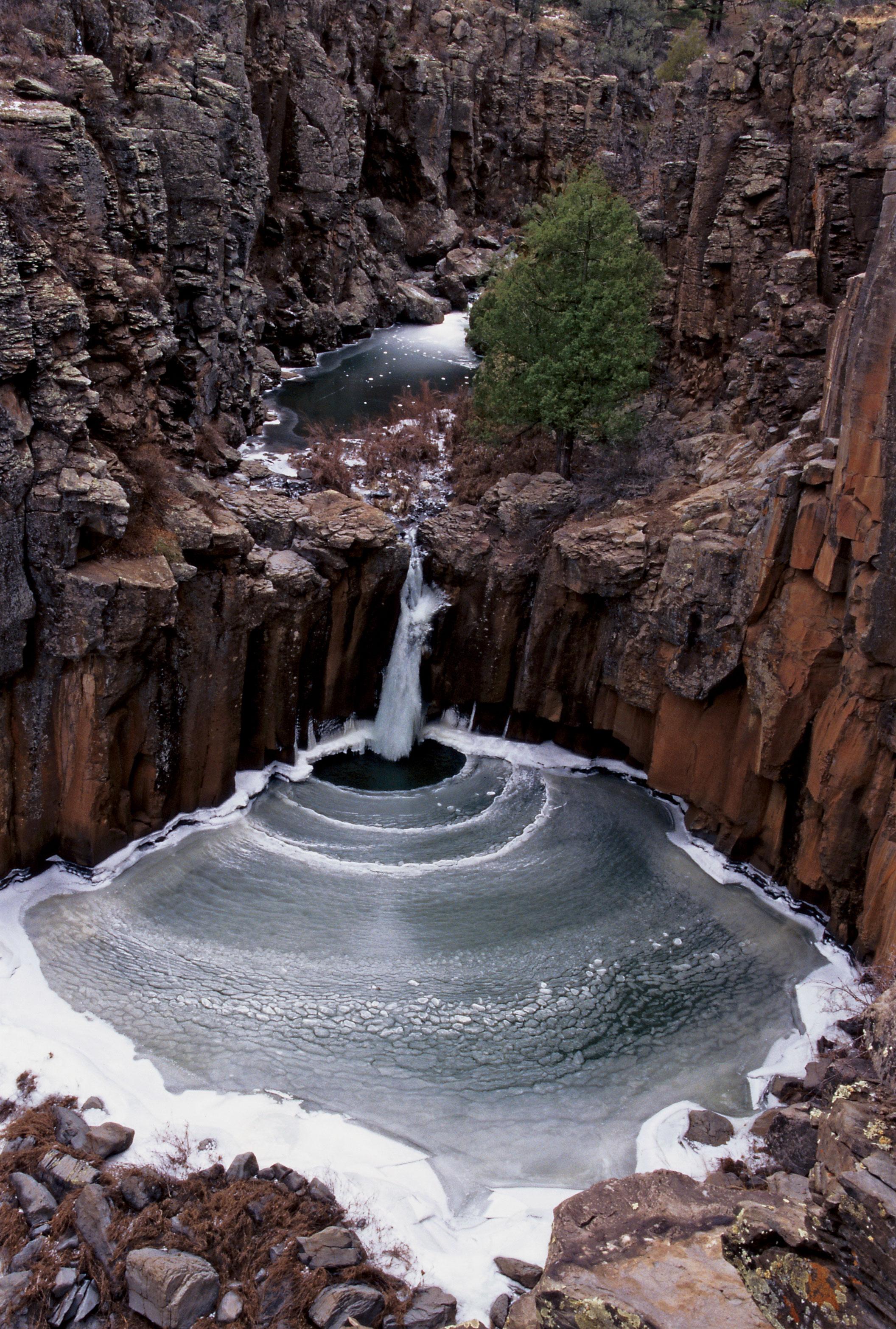 Waterfall Wonders In Arizona Sunset Magazine Sunset