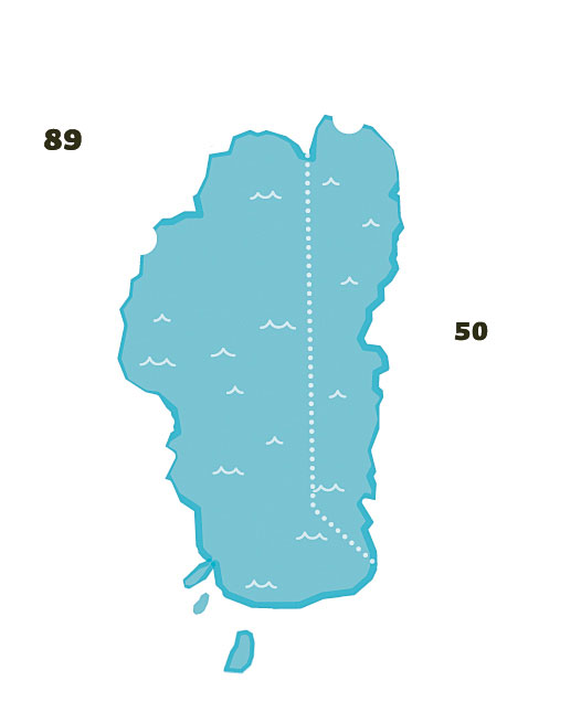 Tahoe map
