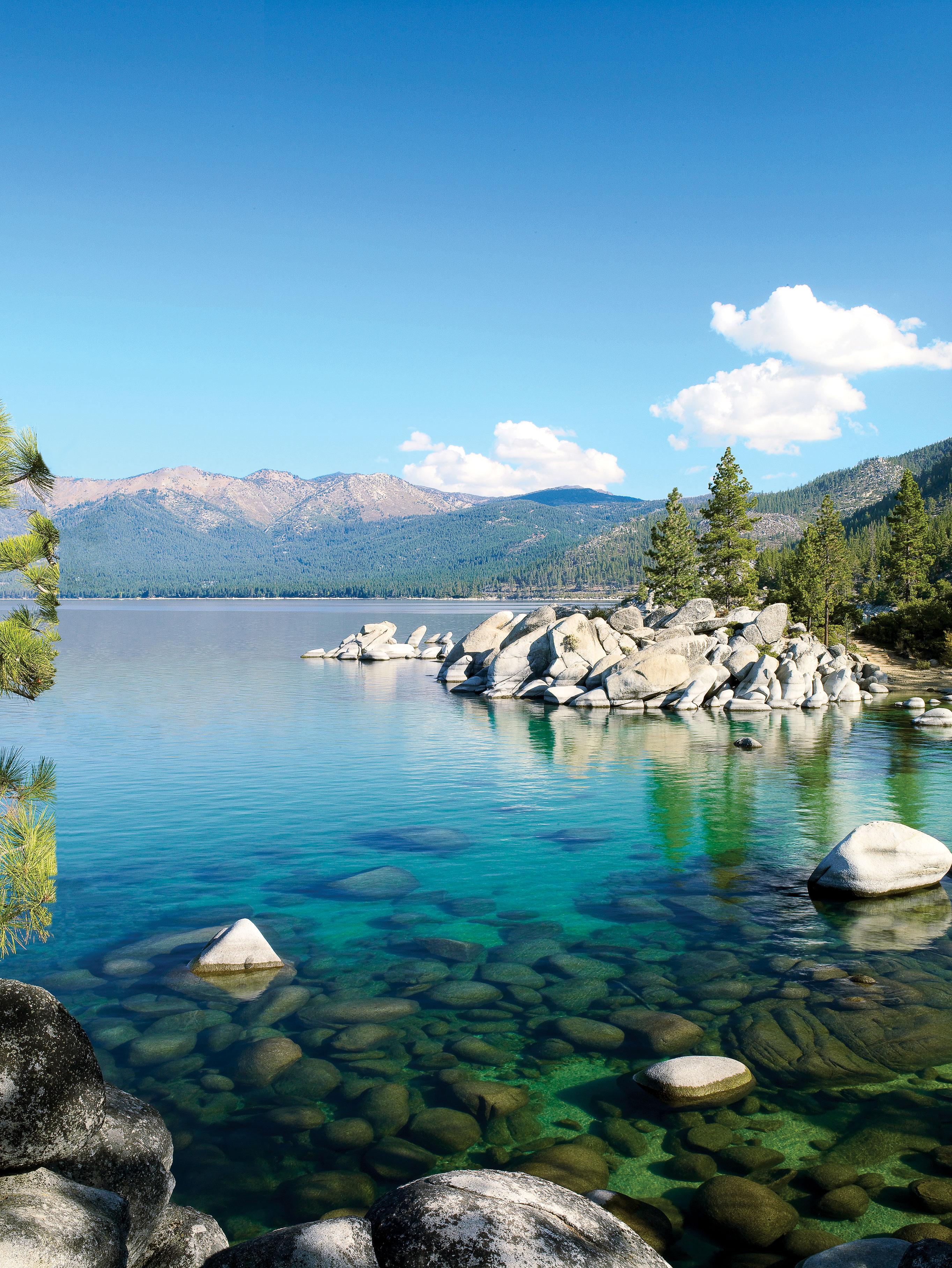 Lake Tahoe Summer Getaway Sunset Magazine