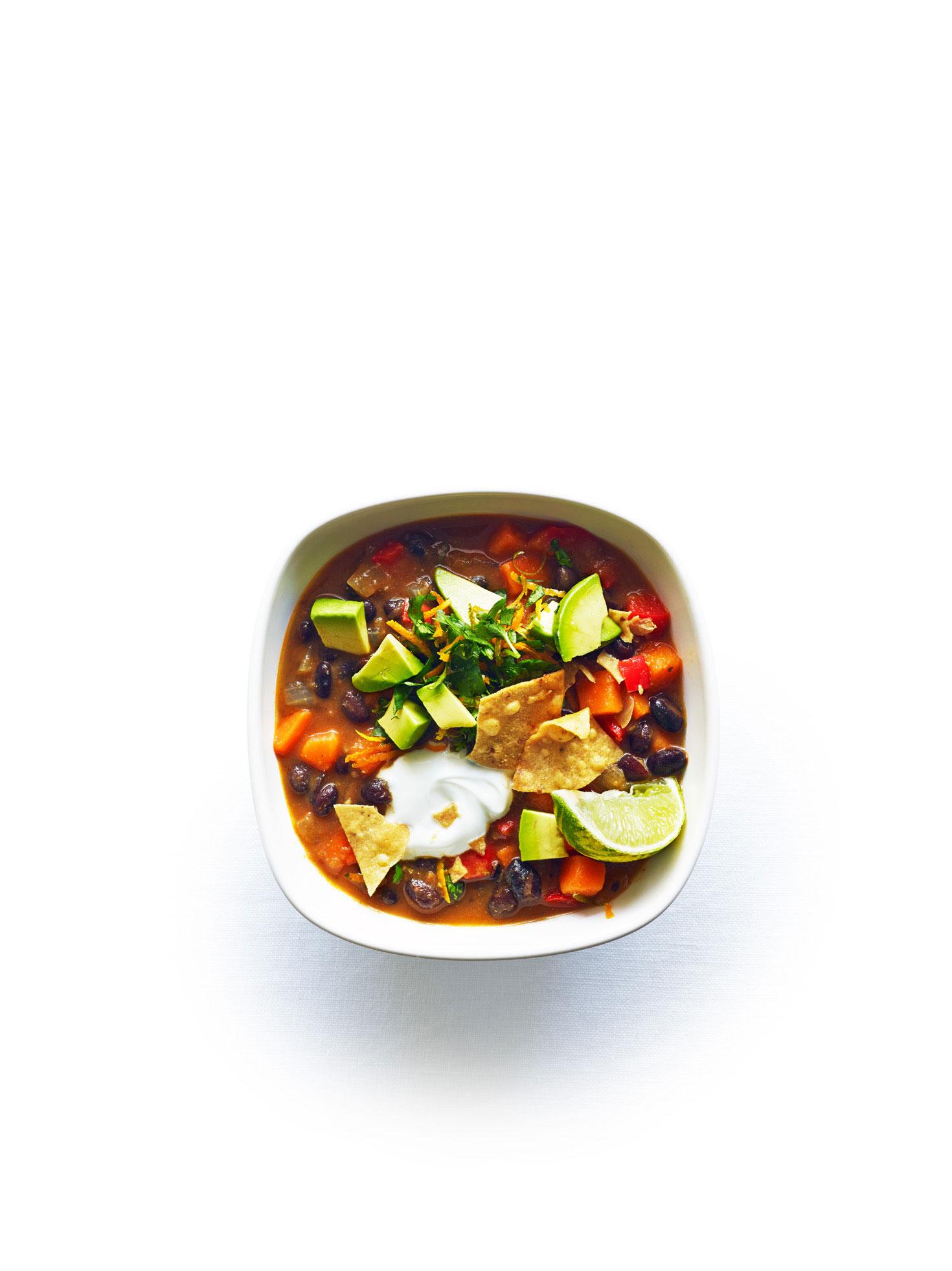 15 Vegetarian Soups & Stews - Sunset Magazine