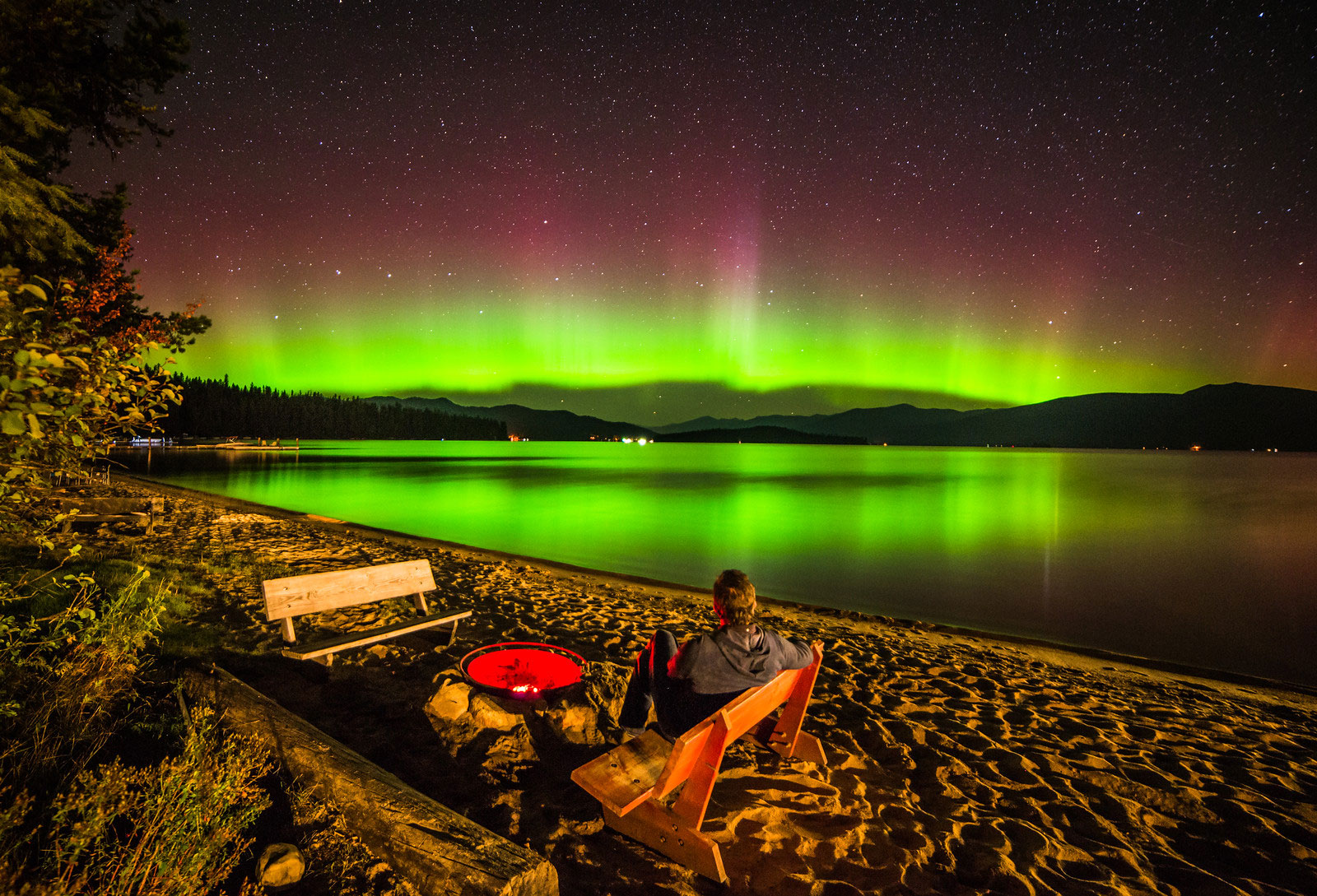 A Photographer S Guide To The Northern Lights Sunset