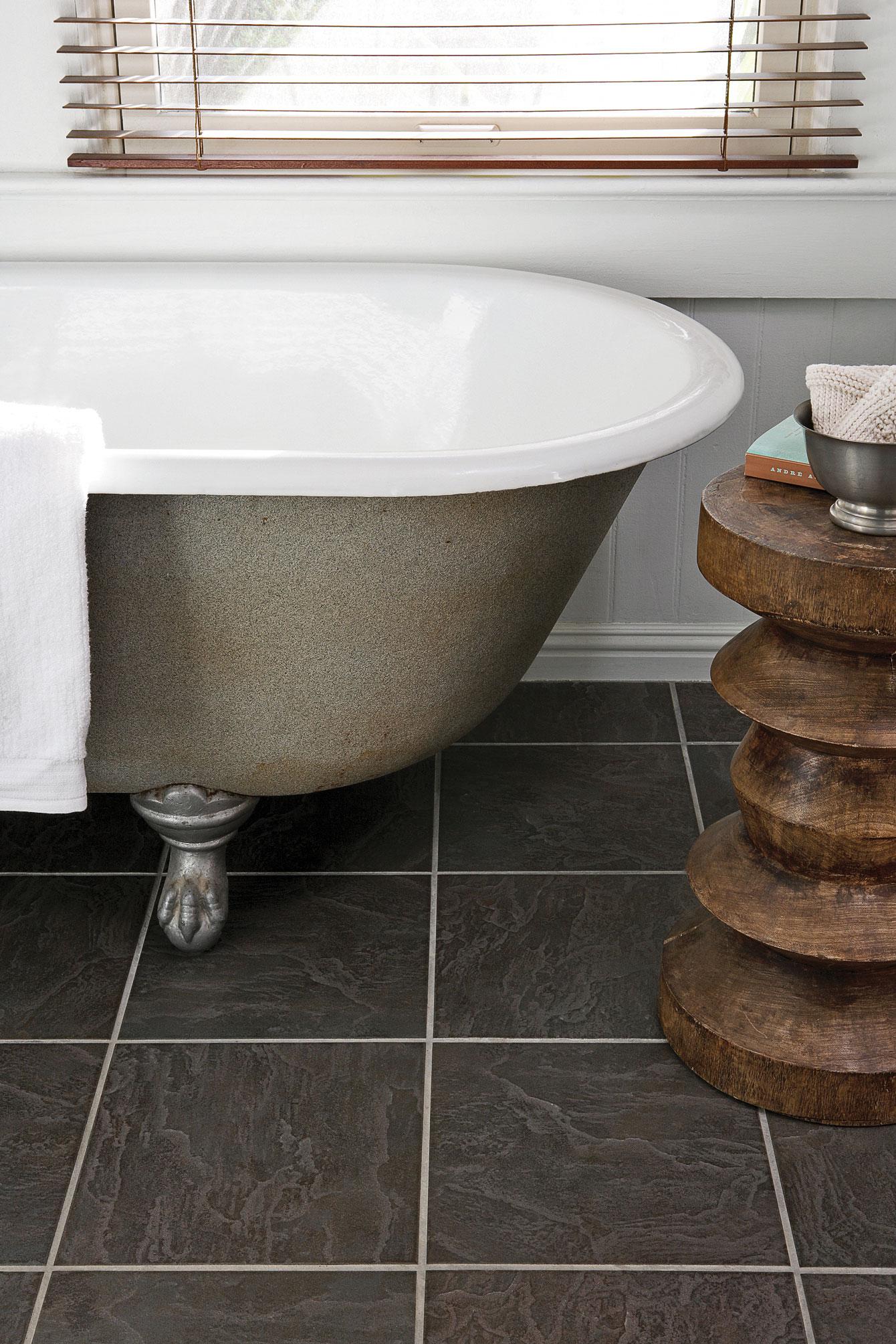 13 creative bathroom tile ideas sunset magazine porcelain dailygadgetfo Choice Image