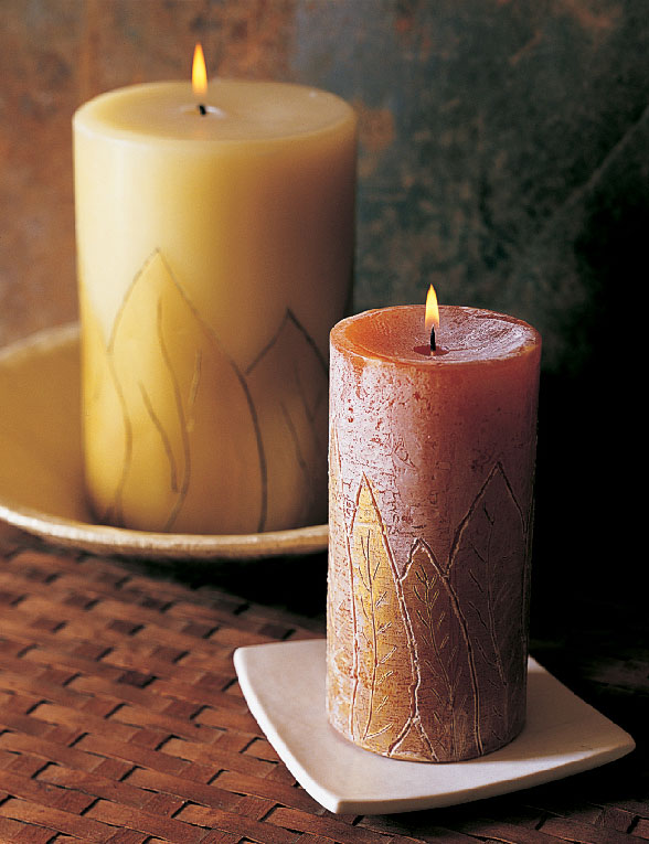 Build Bath-Side Candle Ledges