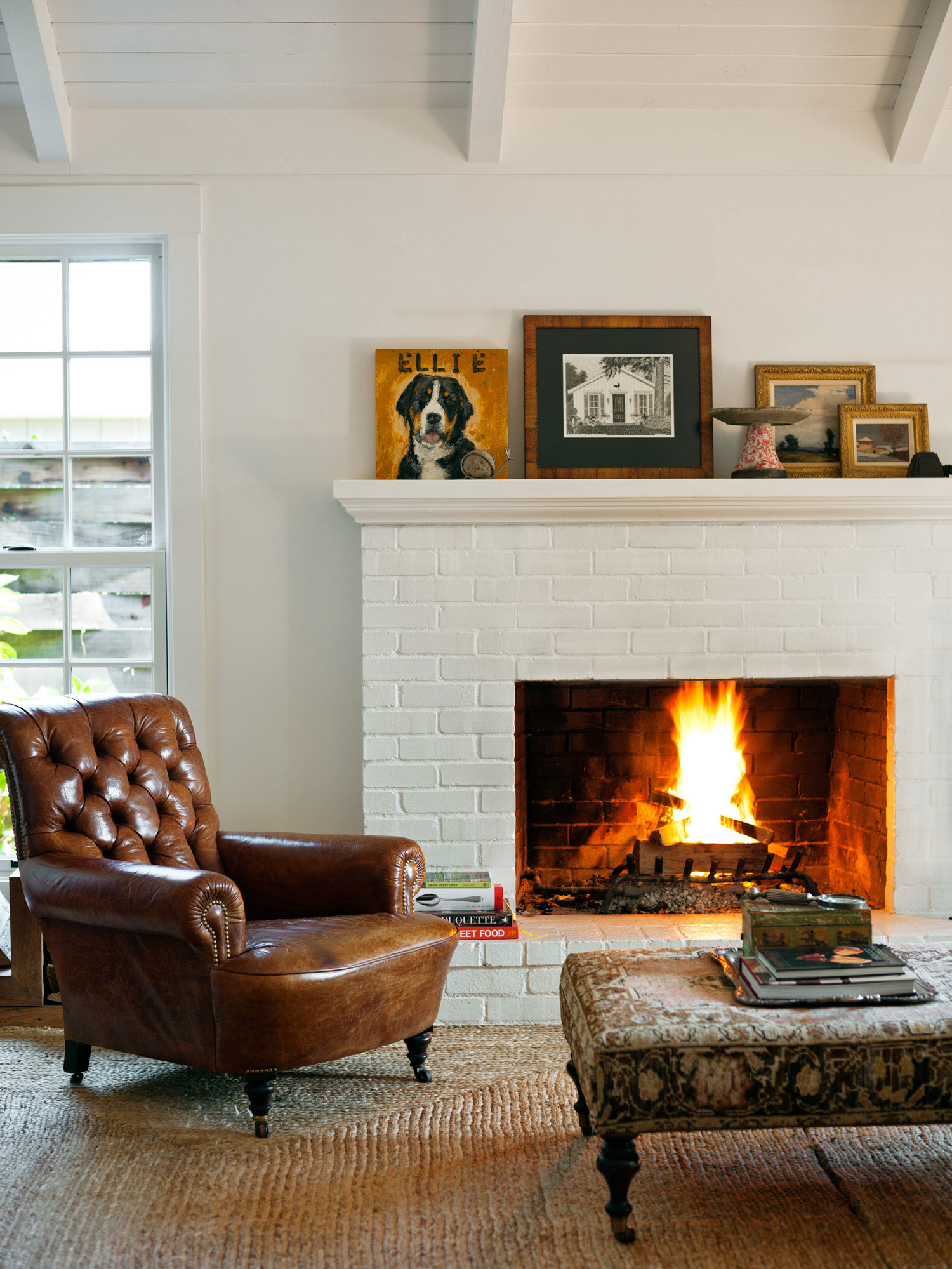 Show-Stopping Fireplace Ideas