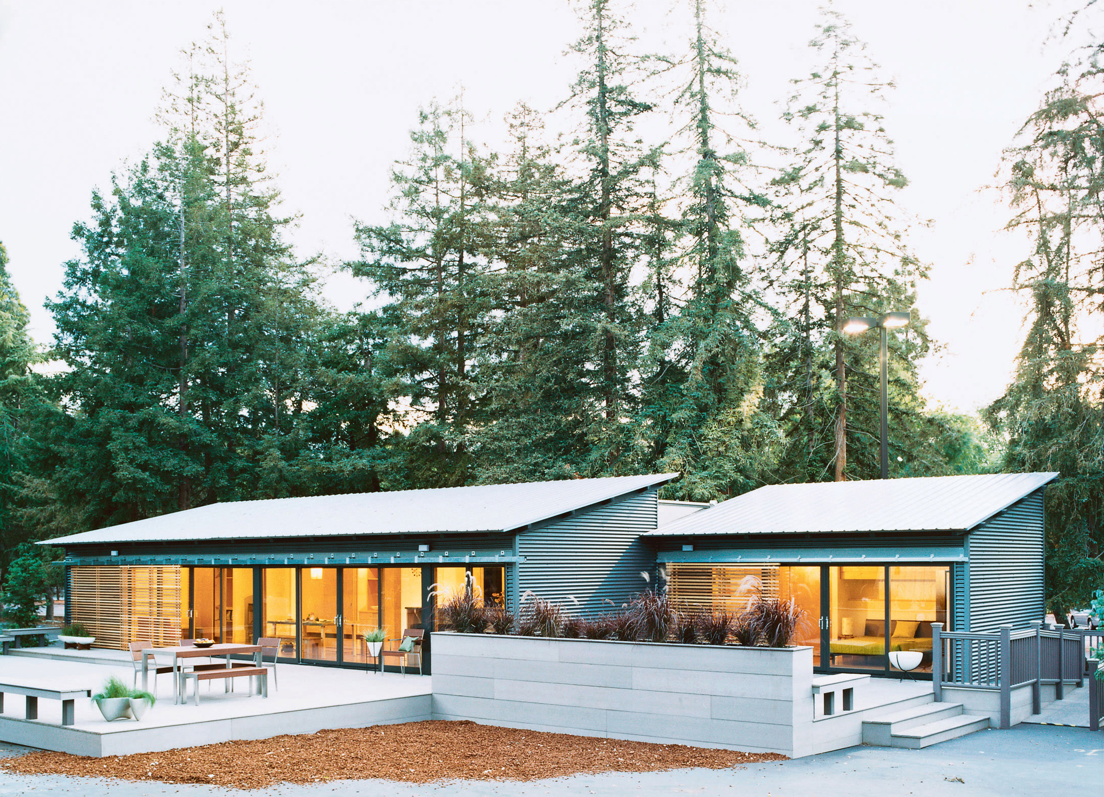 Meet The Glidehouse A Modern Prefab Sunset Magazine