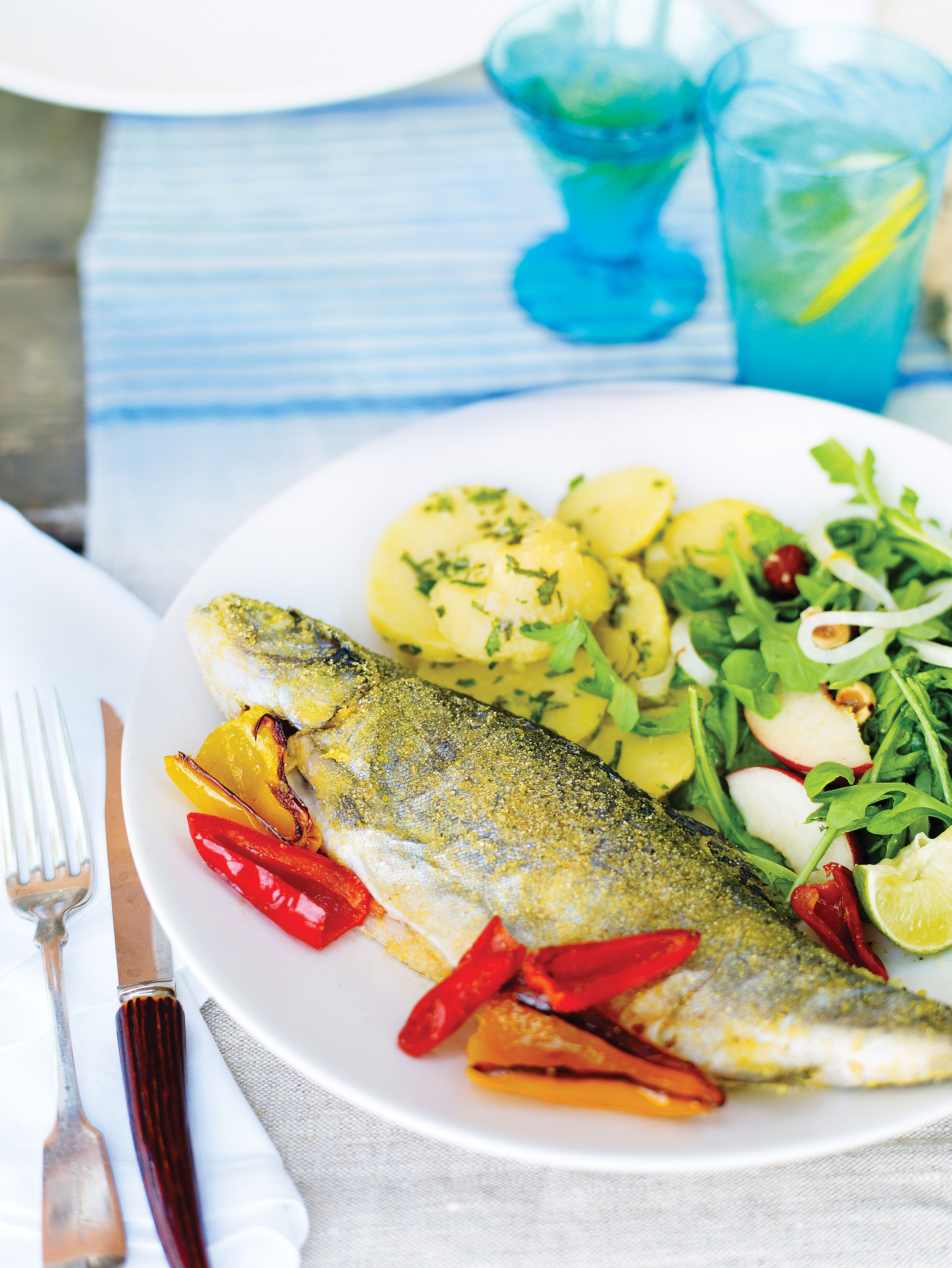 4 Recipes For The Perfect Lakeside Dinner Sunset Magazine