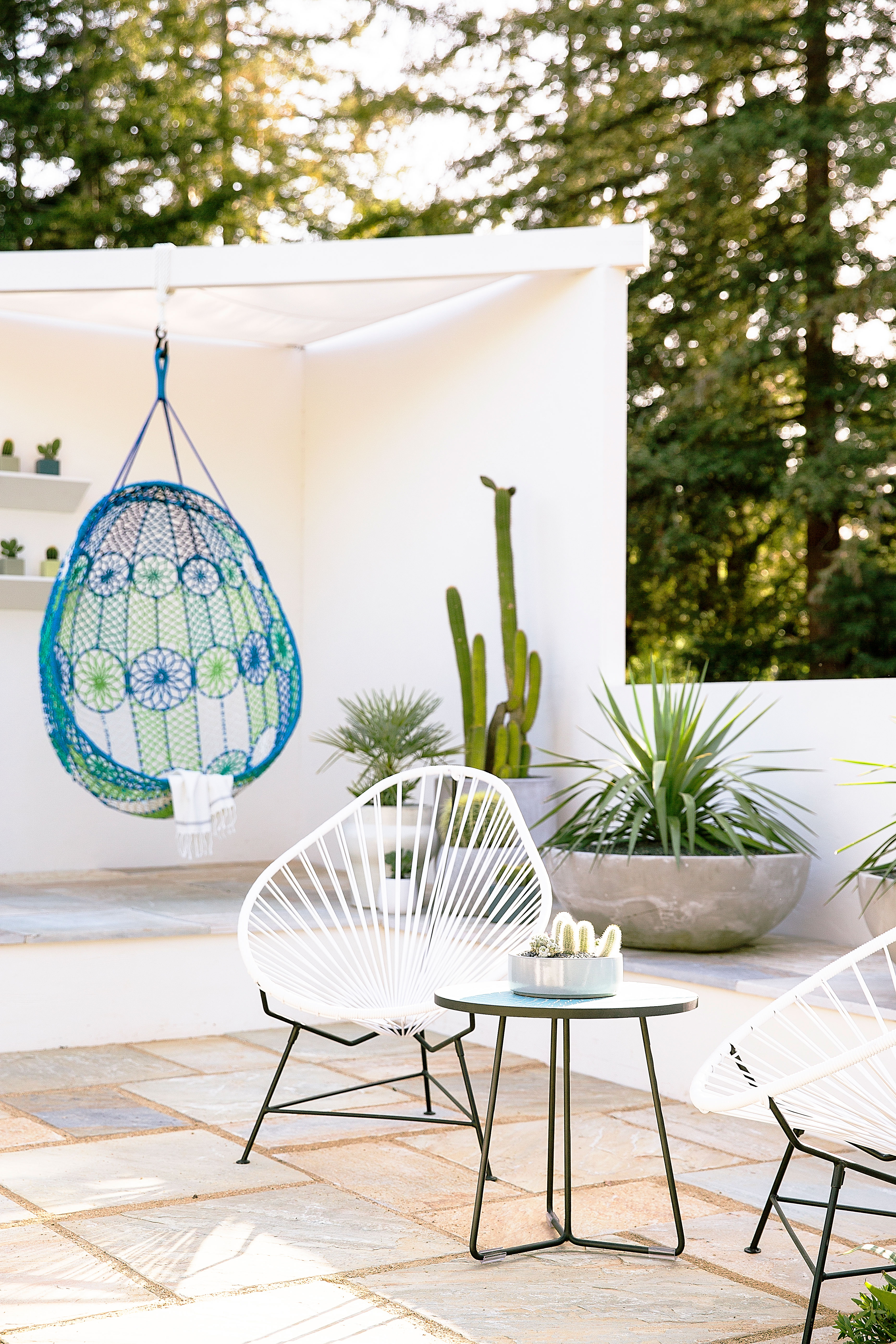 8 Ideas For A Modern Desert Garden