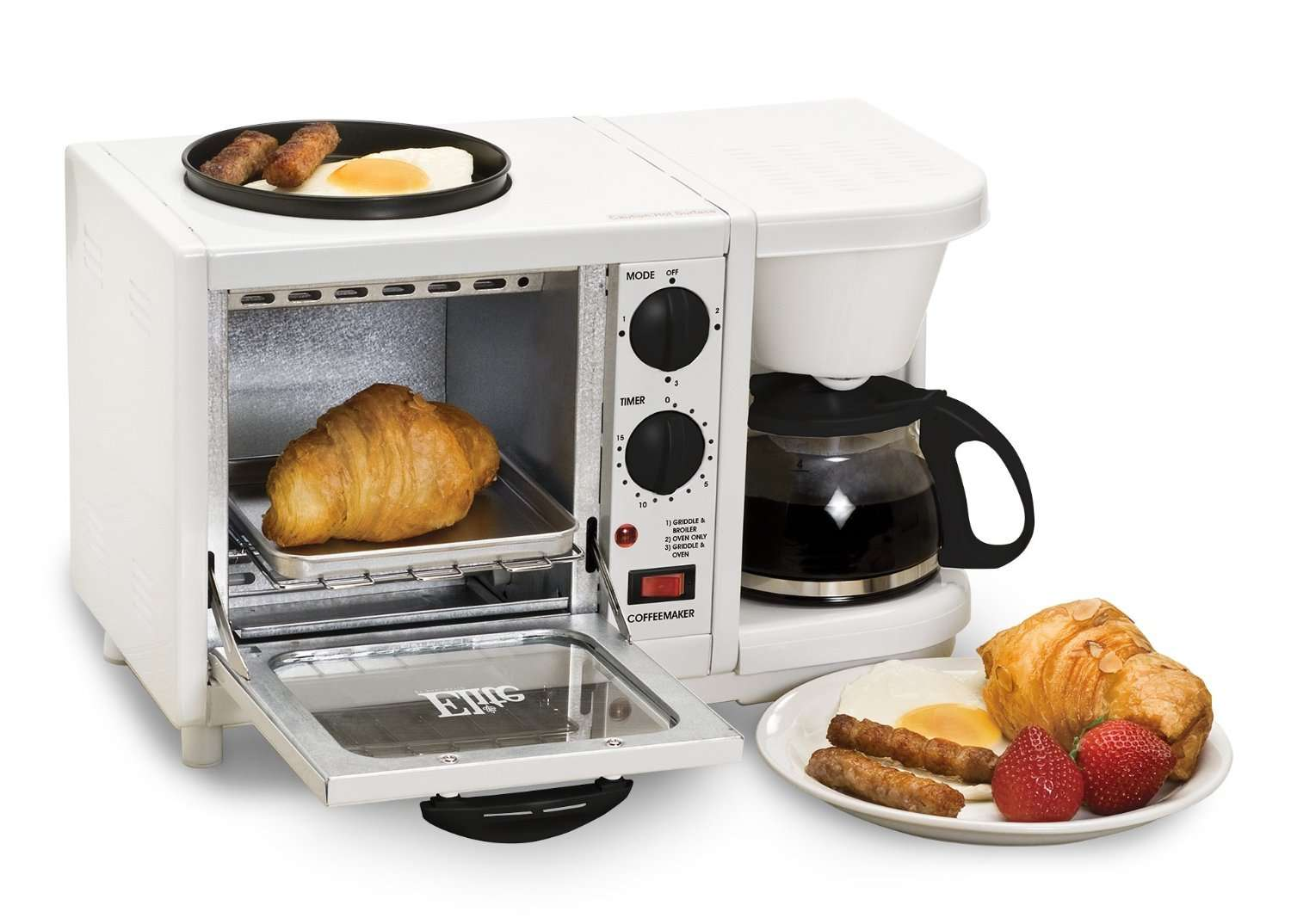 This 3 In 1 Breakfast Machine Could